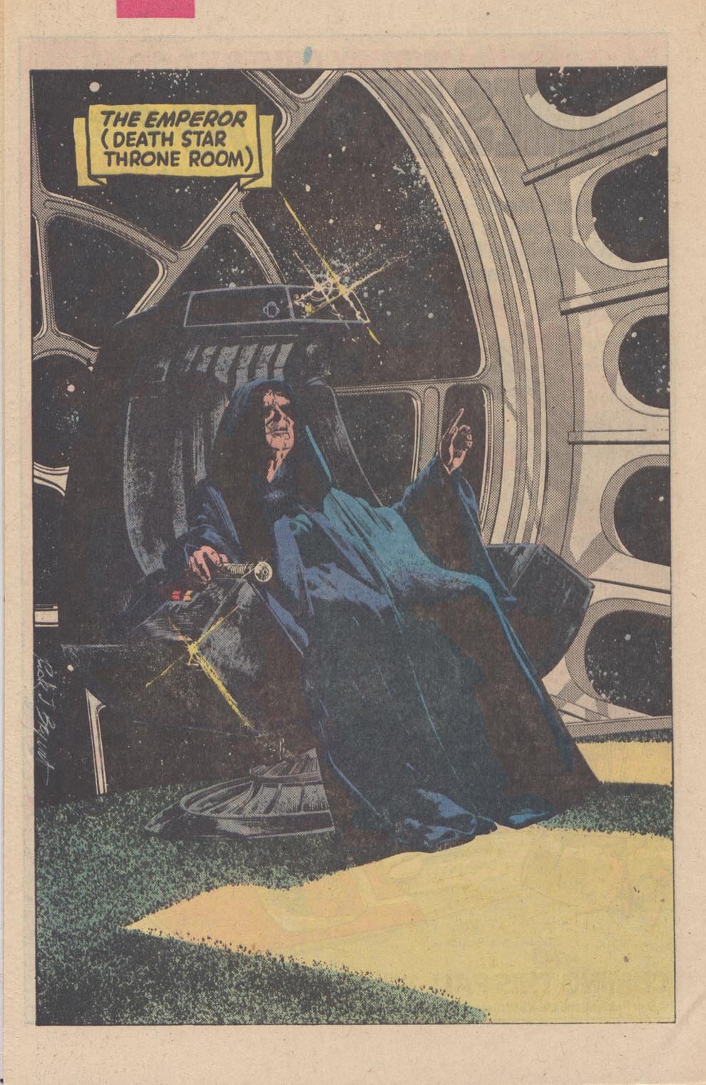 Read online Star Wars: Return of the Jedi comic -  Issue #3 - 24