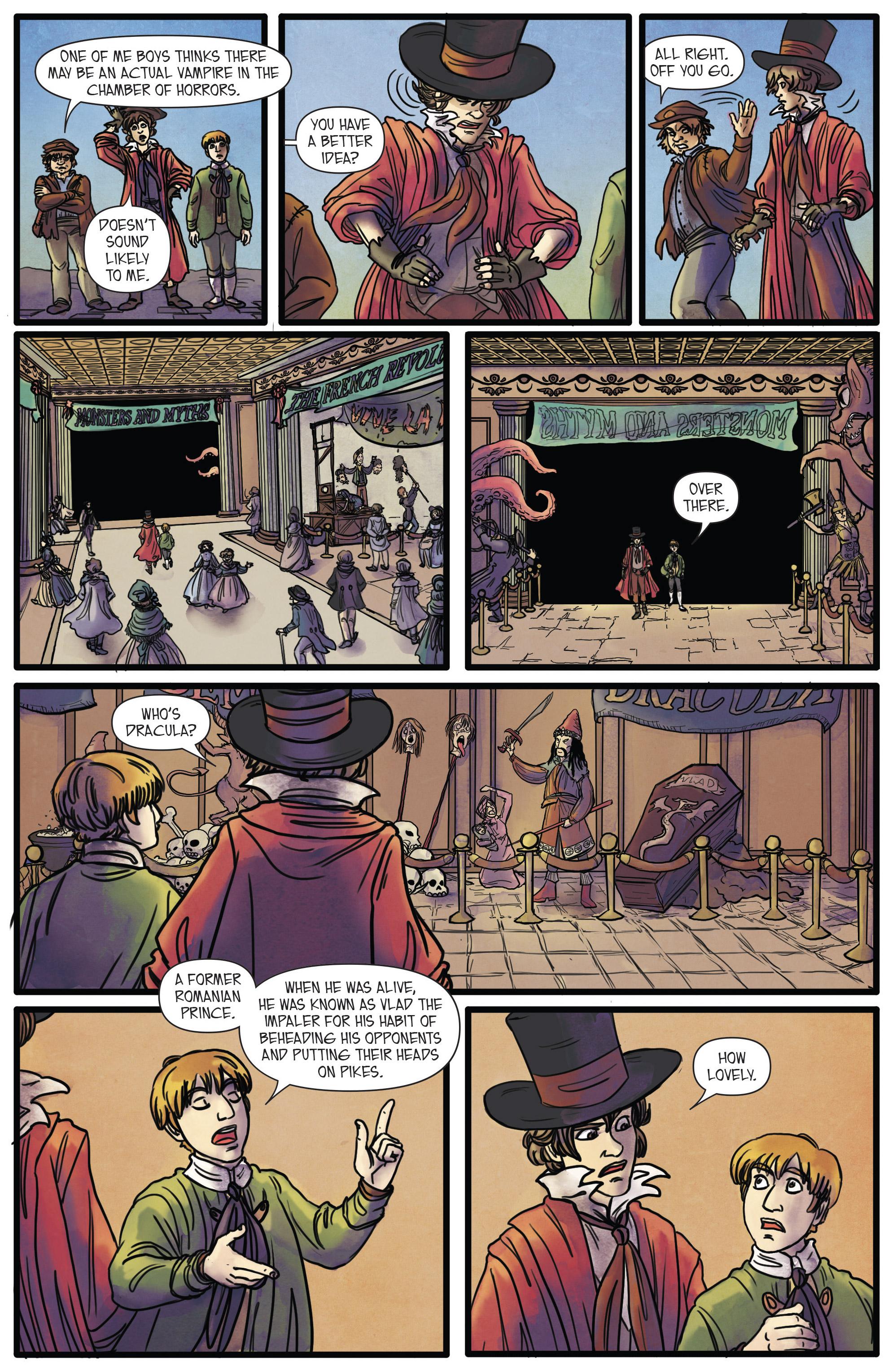 Read online Artful comic -  Issue #3 - 18