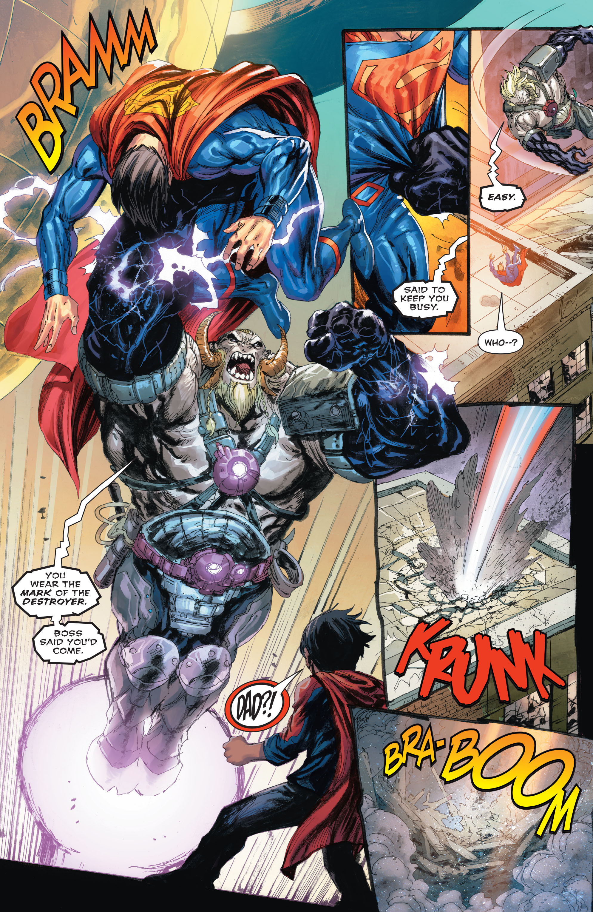 Read online Action Comics (2016) comic -  Issue #967 - 20
