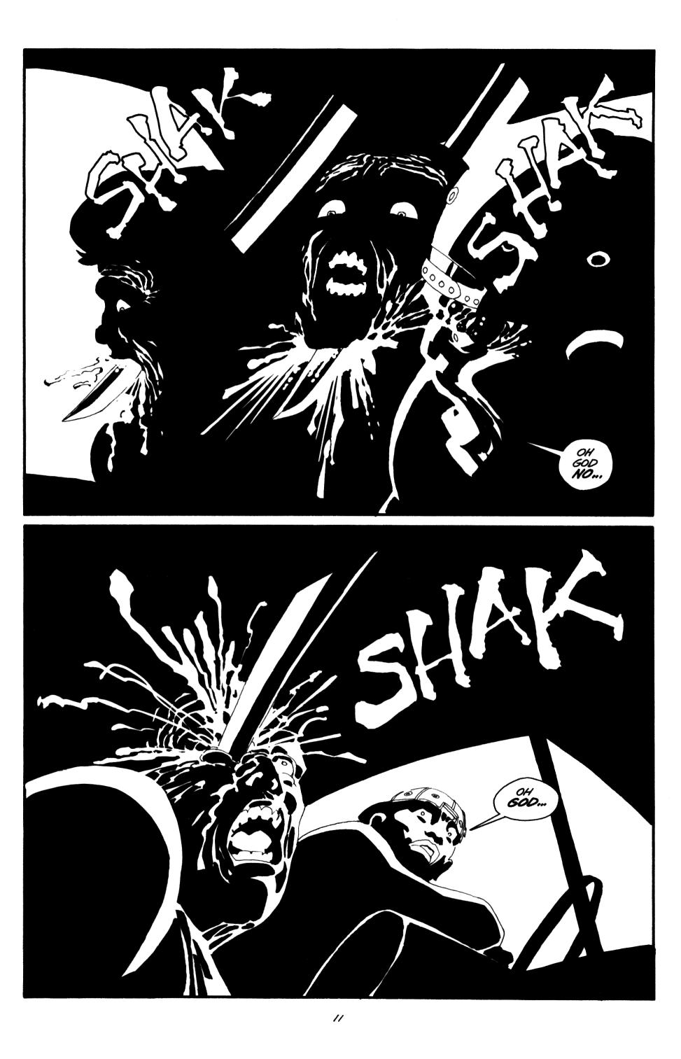 Read online Sin City: The Big Fat Kill comic -  Issue #2 - 12