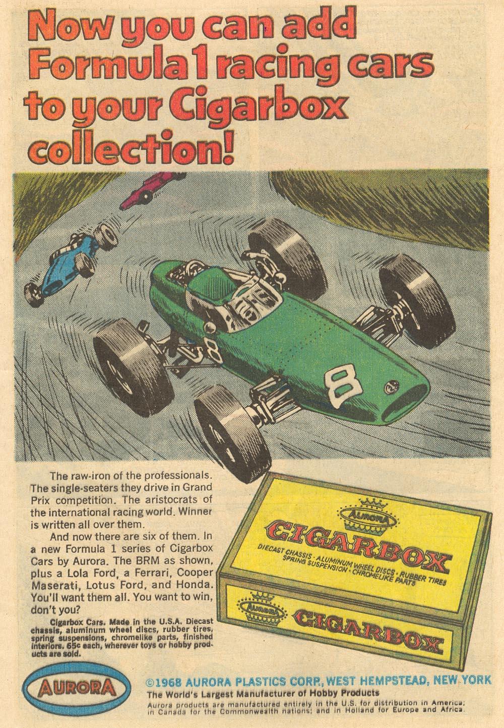 Read online Adventure Comics (1938) comic -  Issue #372 - 8