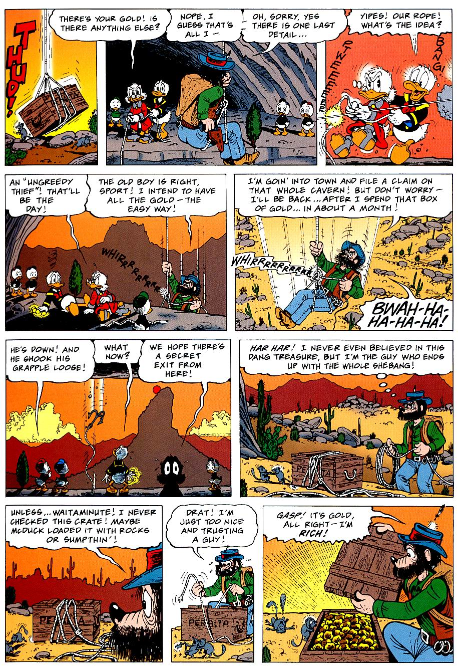 Read online Uncle Scrooge (1953) comic -  Issue #319 - 19