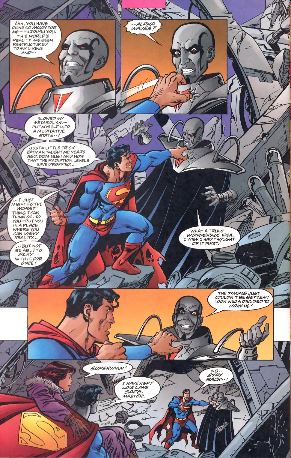 Read online Adventures of Superman (1987) comic -  Issue #567 - 19