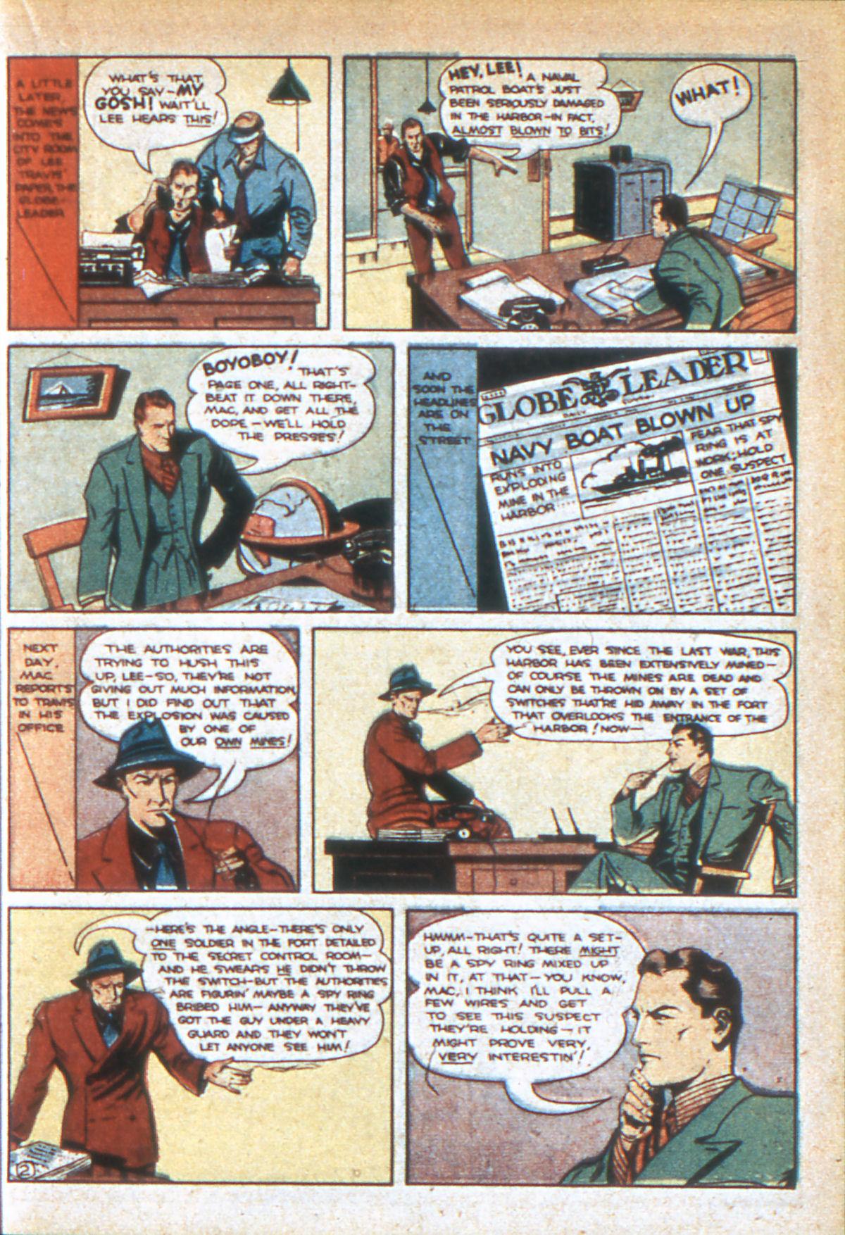 Read online Detective Comics (1937) comic -  Issue #39 - 30