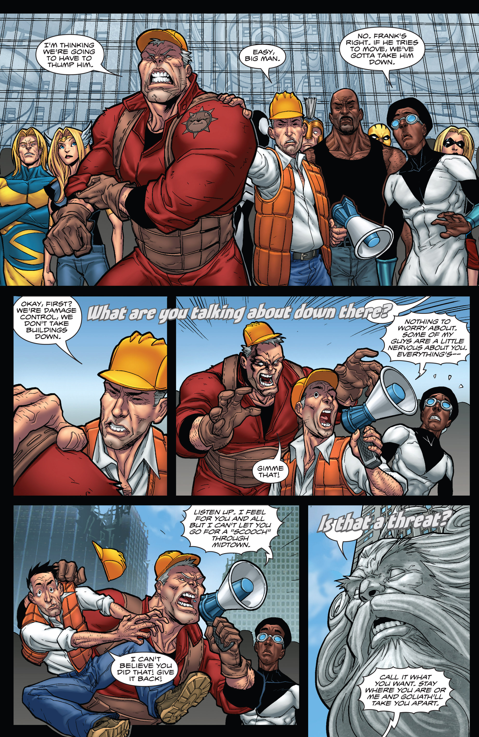 Read online WWH Aftersmash: Damage Control comic -  Issue #3 - 14