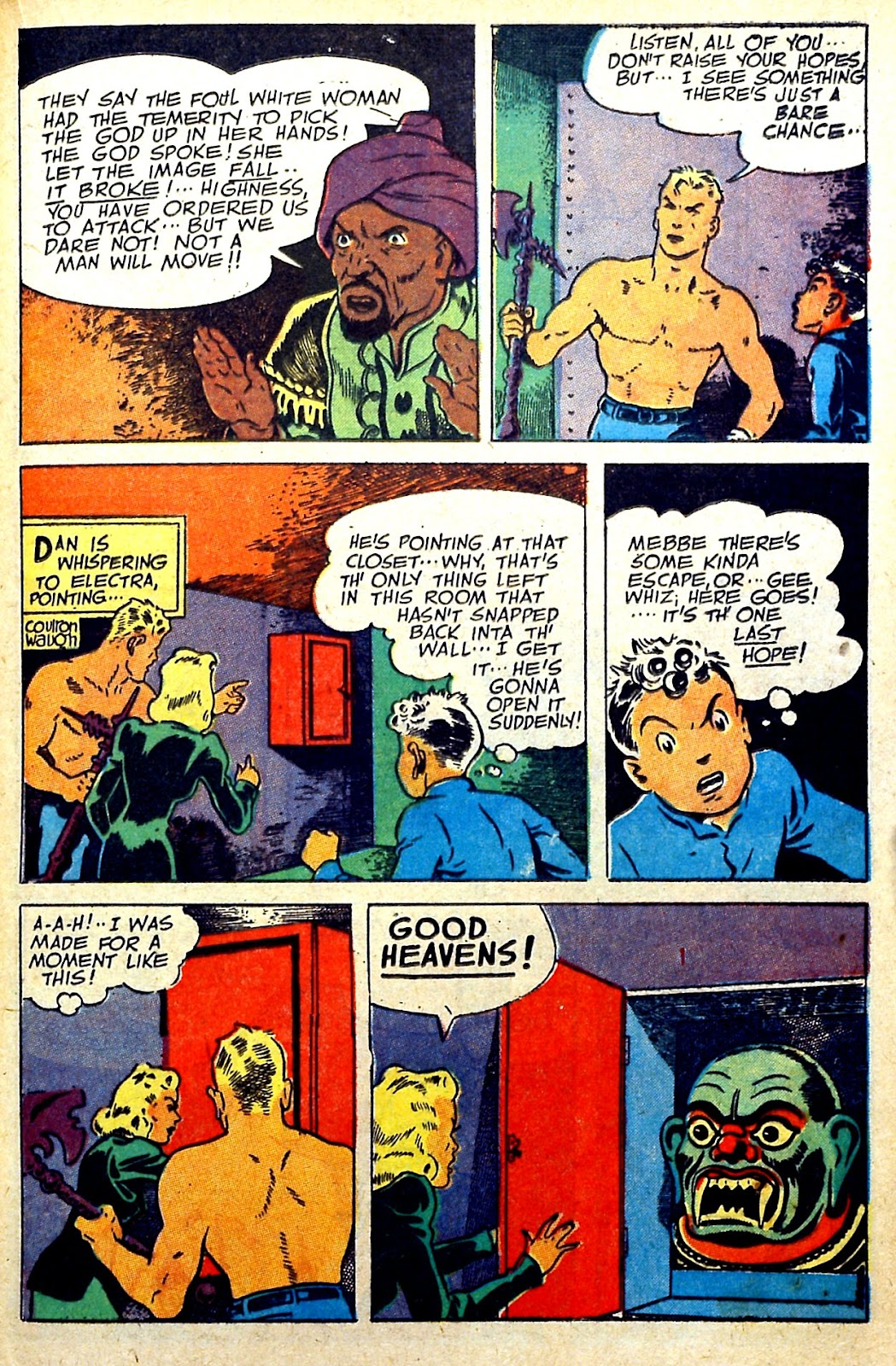 Read online Famous Funnies comic -  Issue #141 - 31