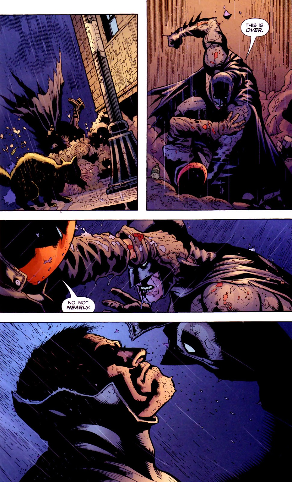 Batman: Under The Hood issue 1 - Page 8