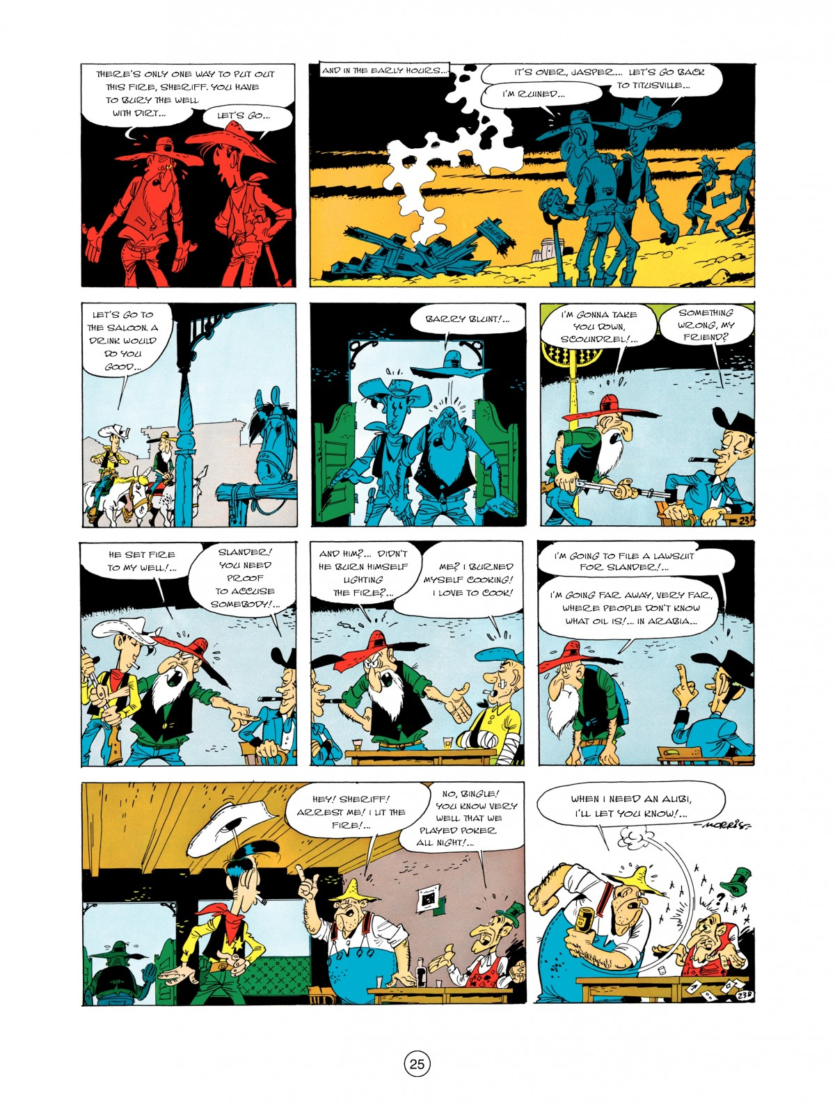 A Lucky Luke Adventure 5 Page 26