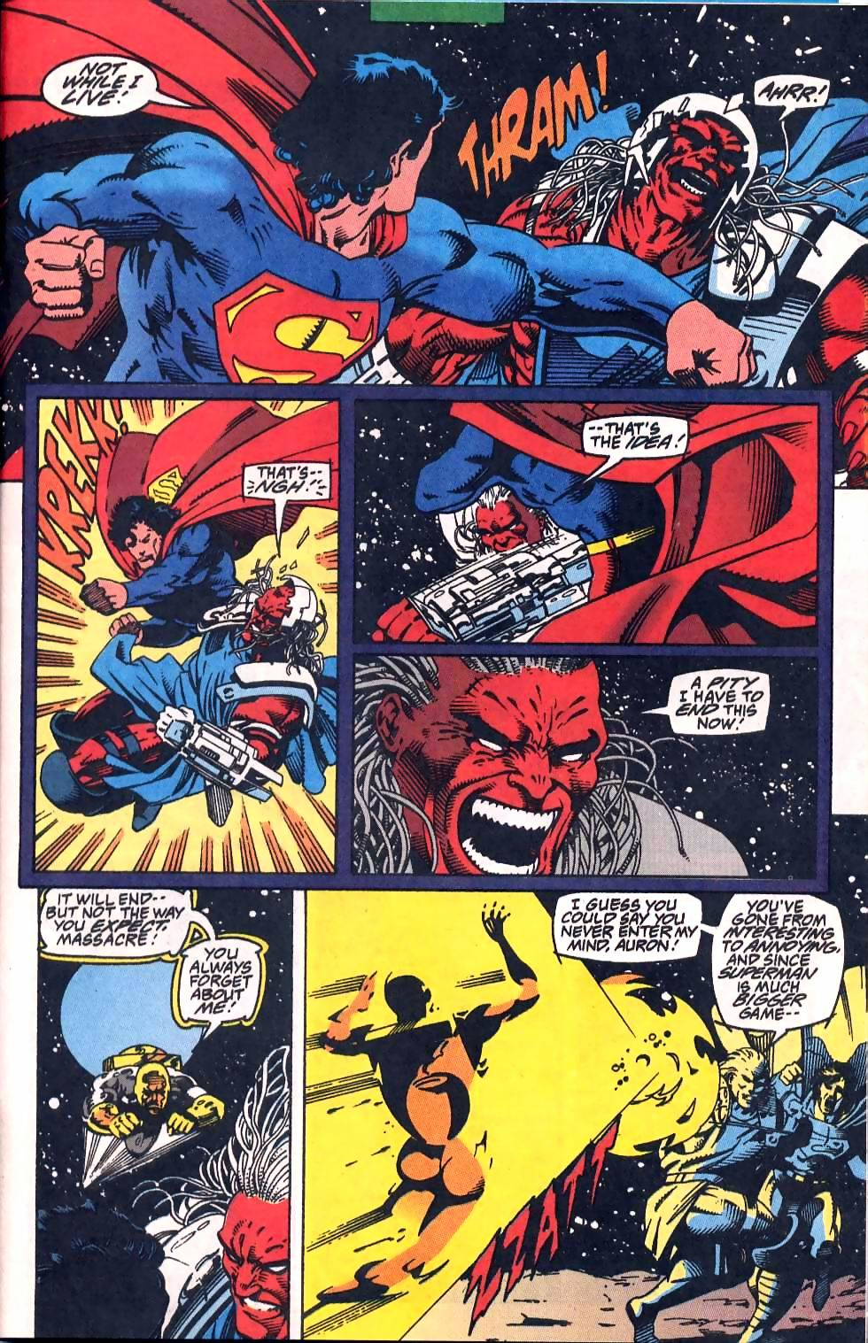 Read online Adventures of Superman (1987) comic -  Issue #509 - 21
