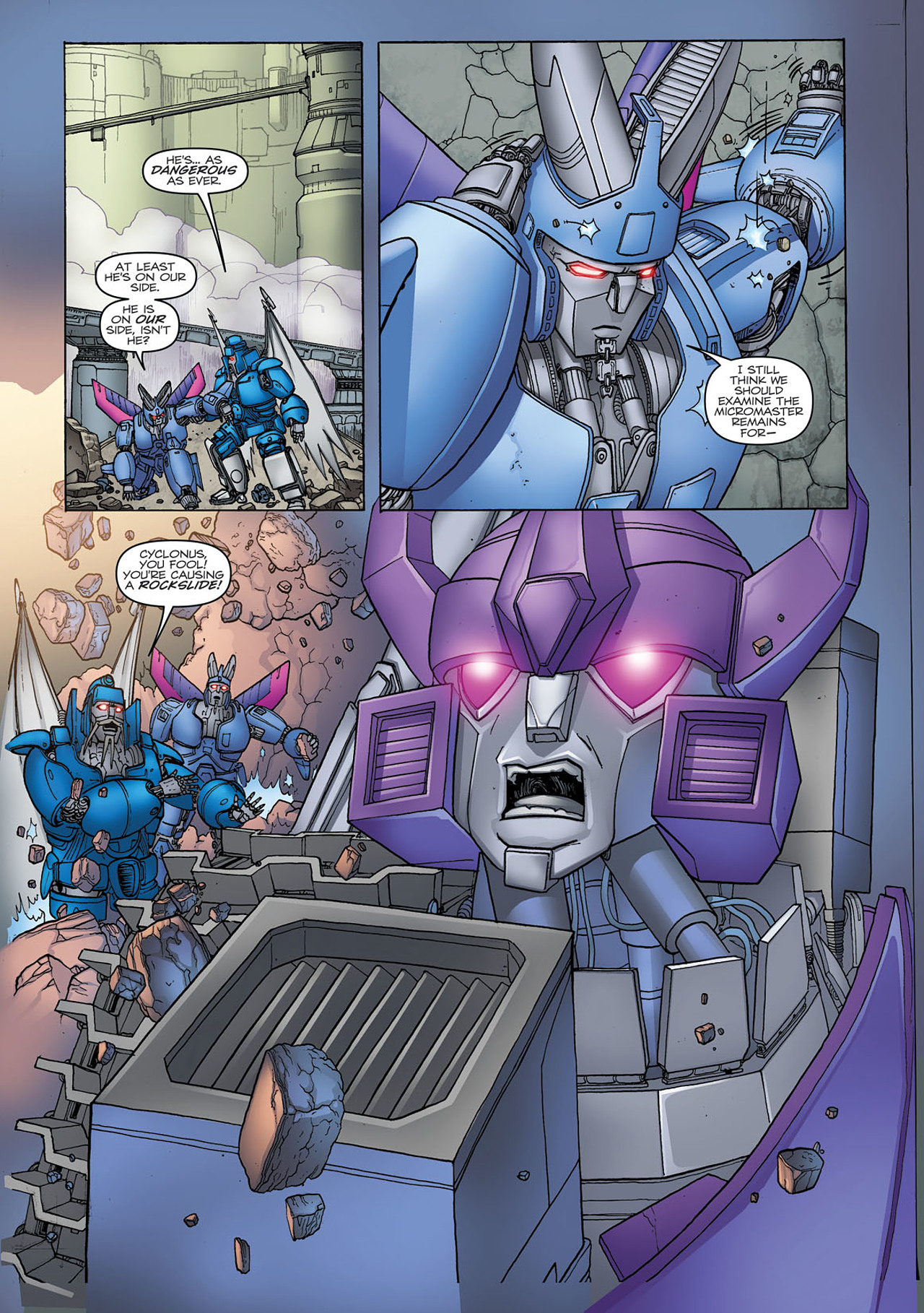 Read online Transformers: Heart of Darkness comic -  Issue #1 - 17