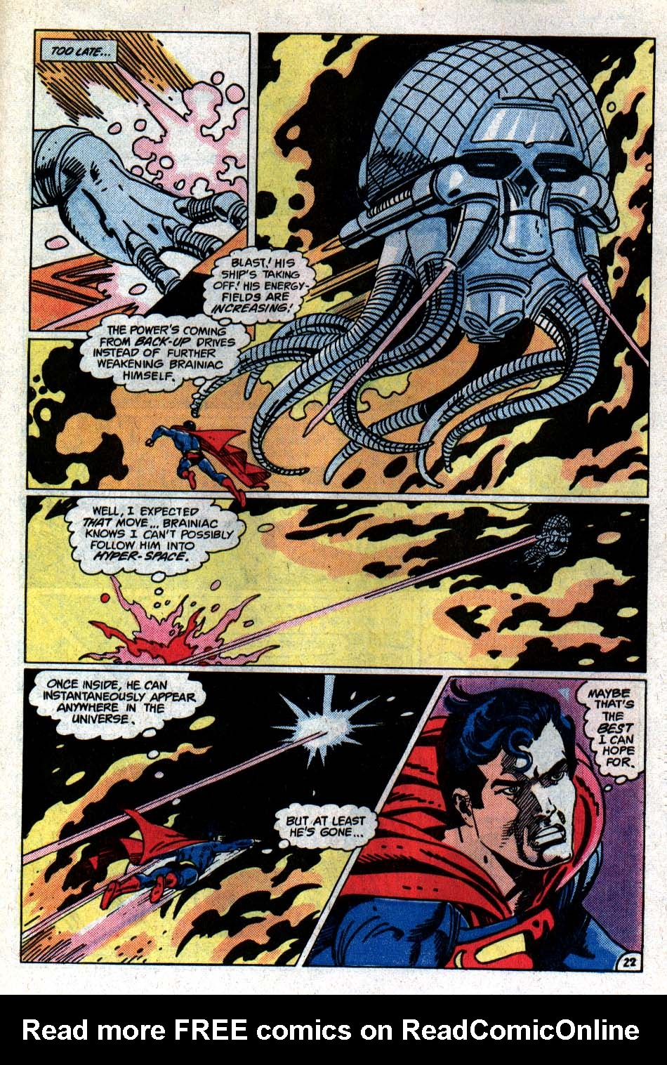 Action Comics (1938) 546 Page 23