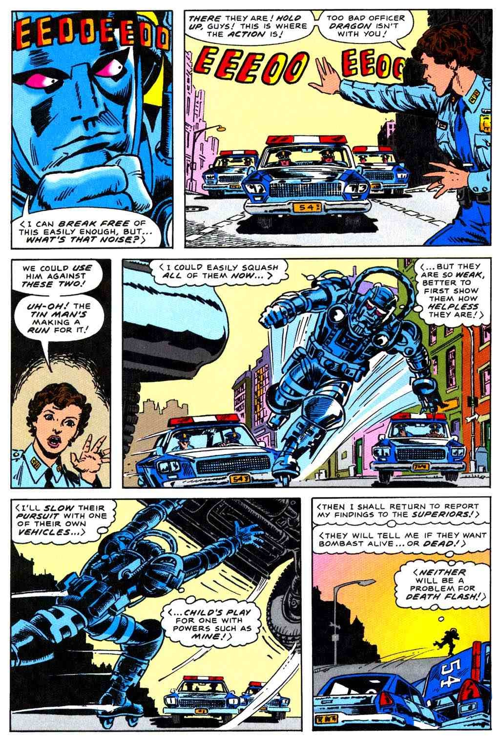 Read online Bombast comic -  Issue # Full - 24