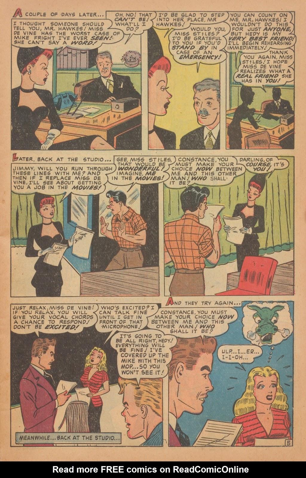 Read online Gay Comics comic -  Issue #33 - 7