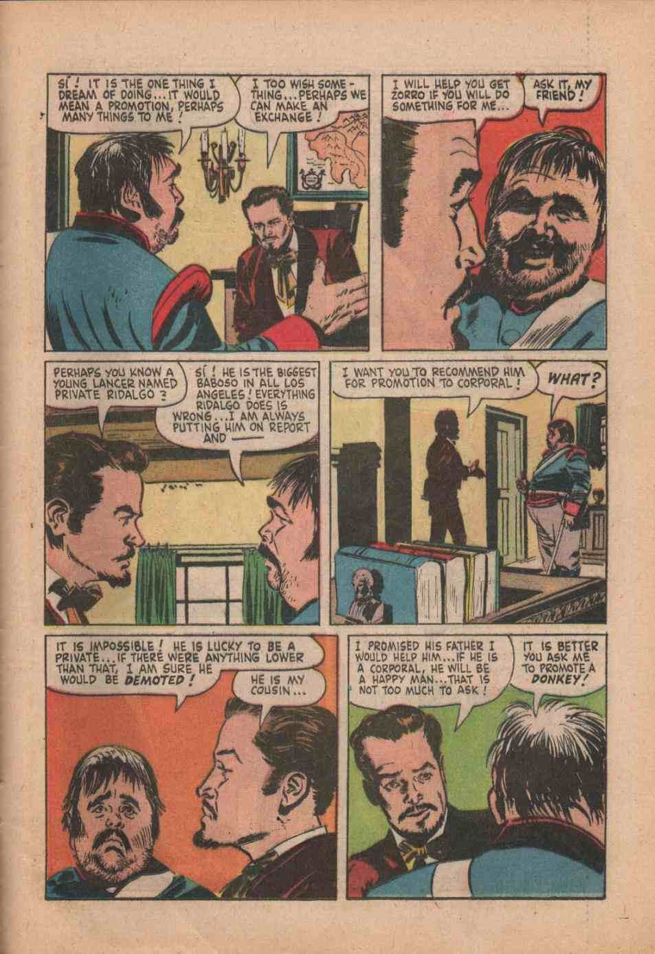 Zorro (1966) issue 6 - Page 25