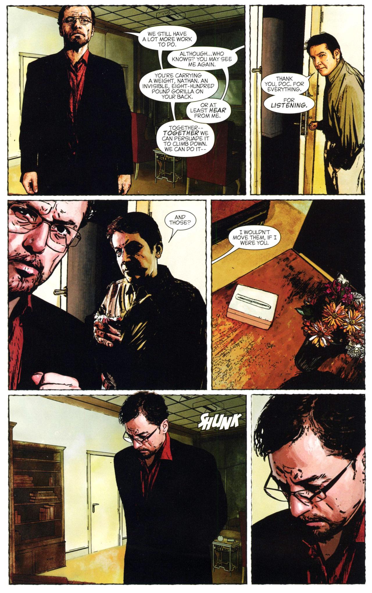 Read online Stephen King's N. comic -  Issue #2 - 21