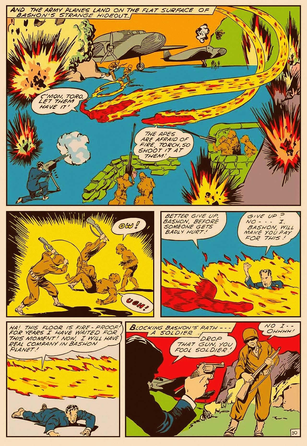 Read online All-Winners Comics comic -  Issue #9 - 11