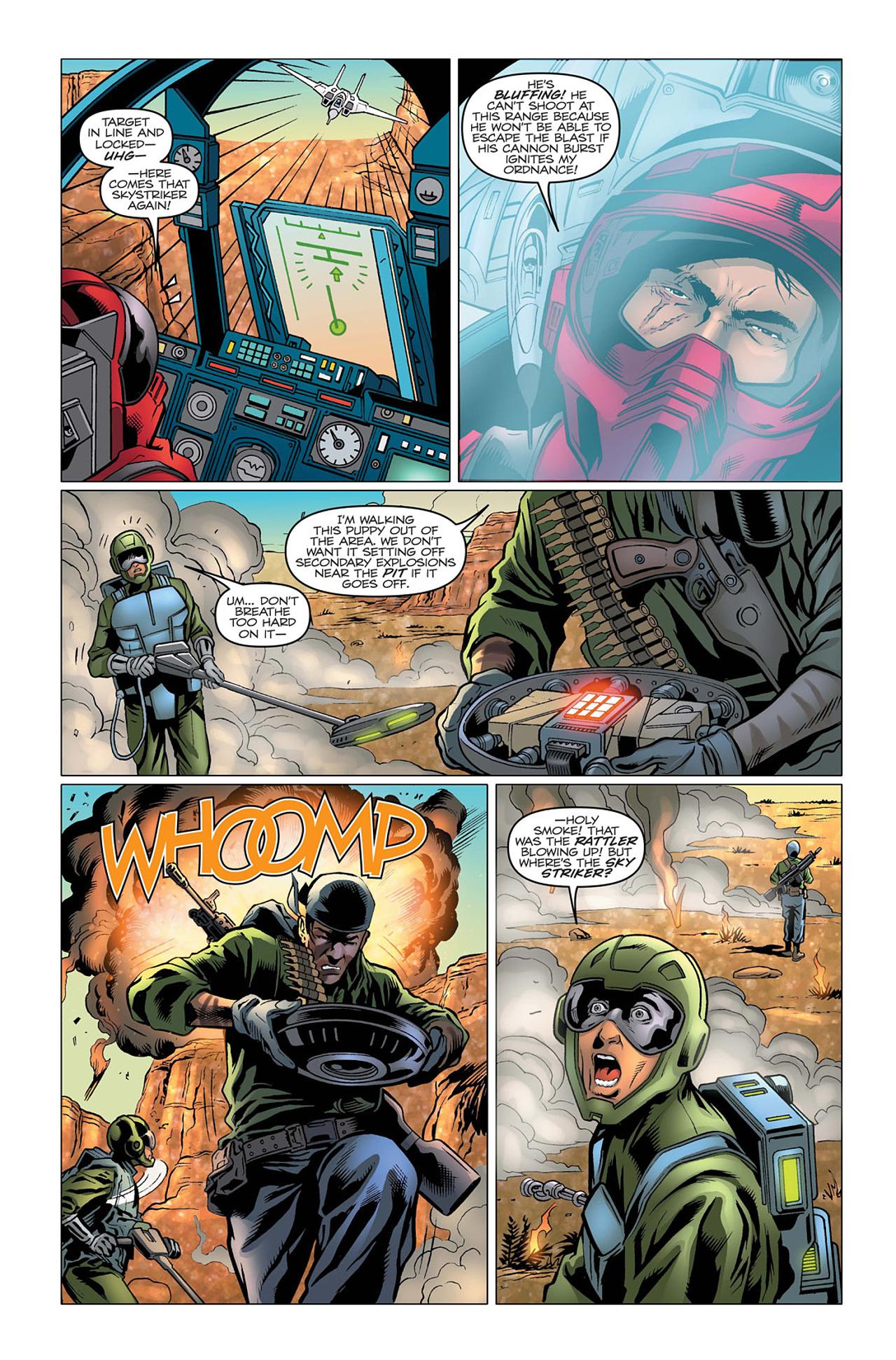 G.I. Joe: A Real American Hero 165 Page 19