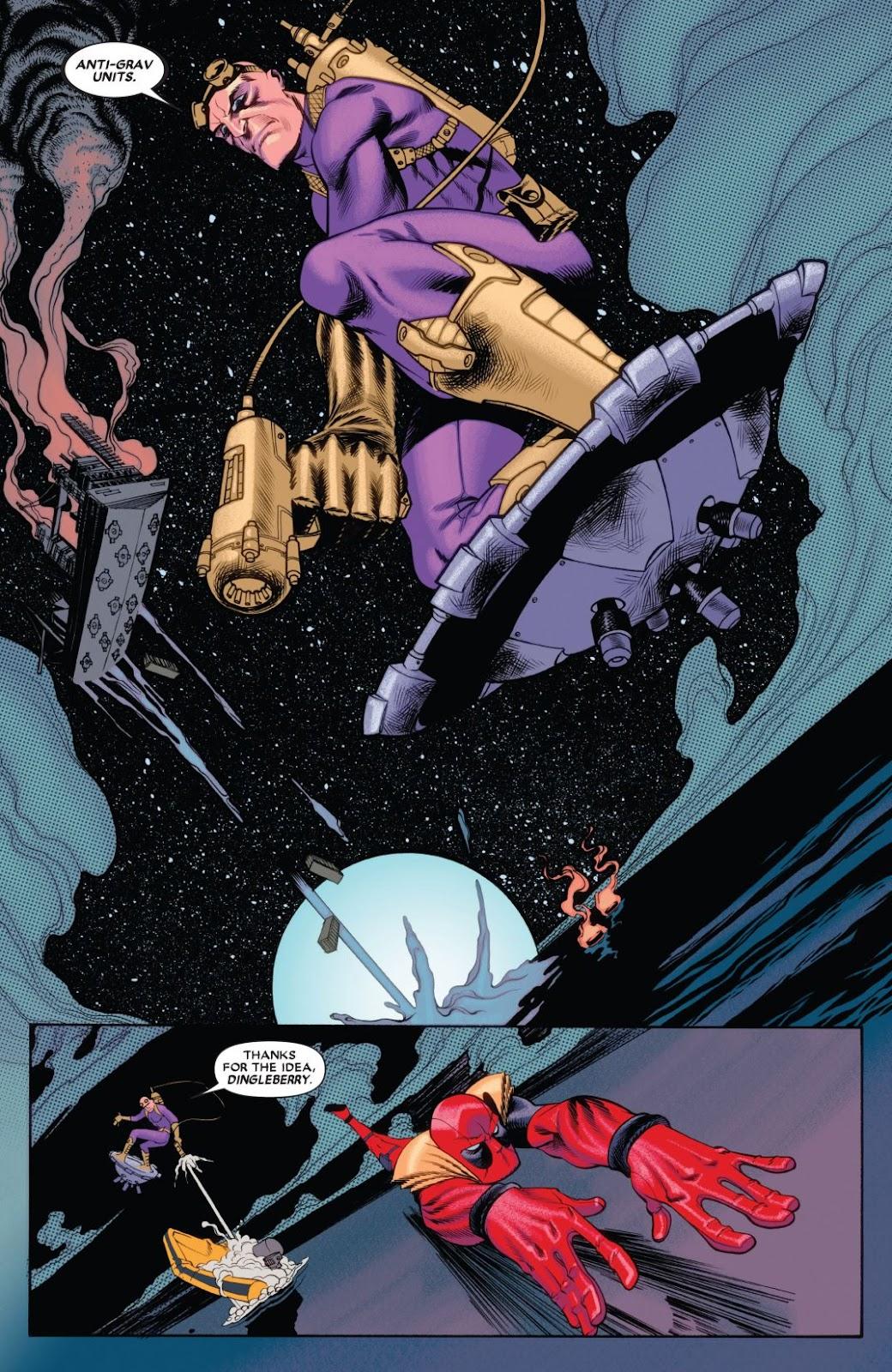 Read online Deadpool (2008) comic -  Issue #55 - 13