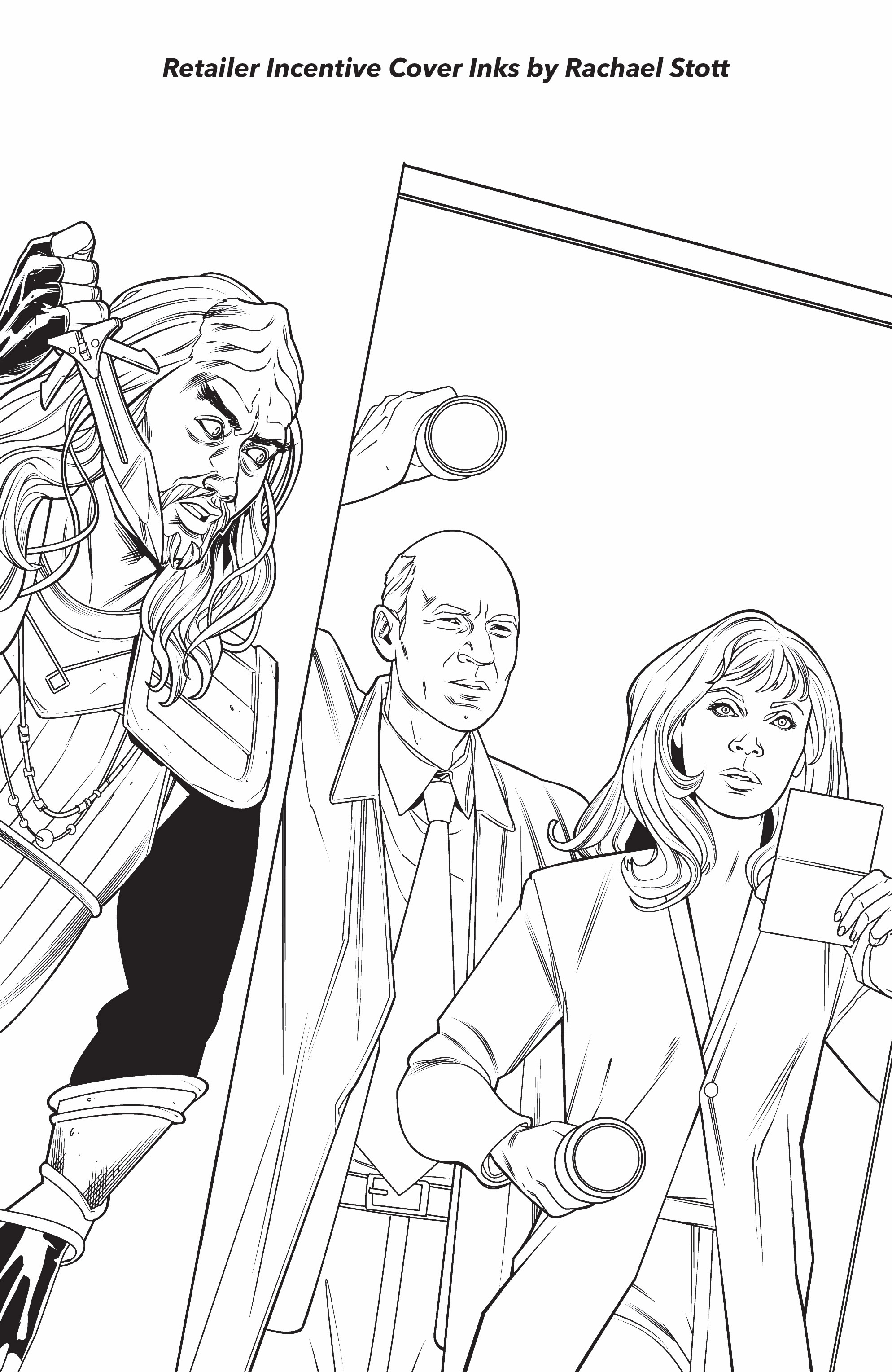 Read online Star Trek: Deviations comic -  Issue # Full - 31
