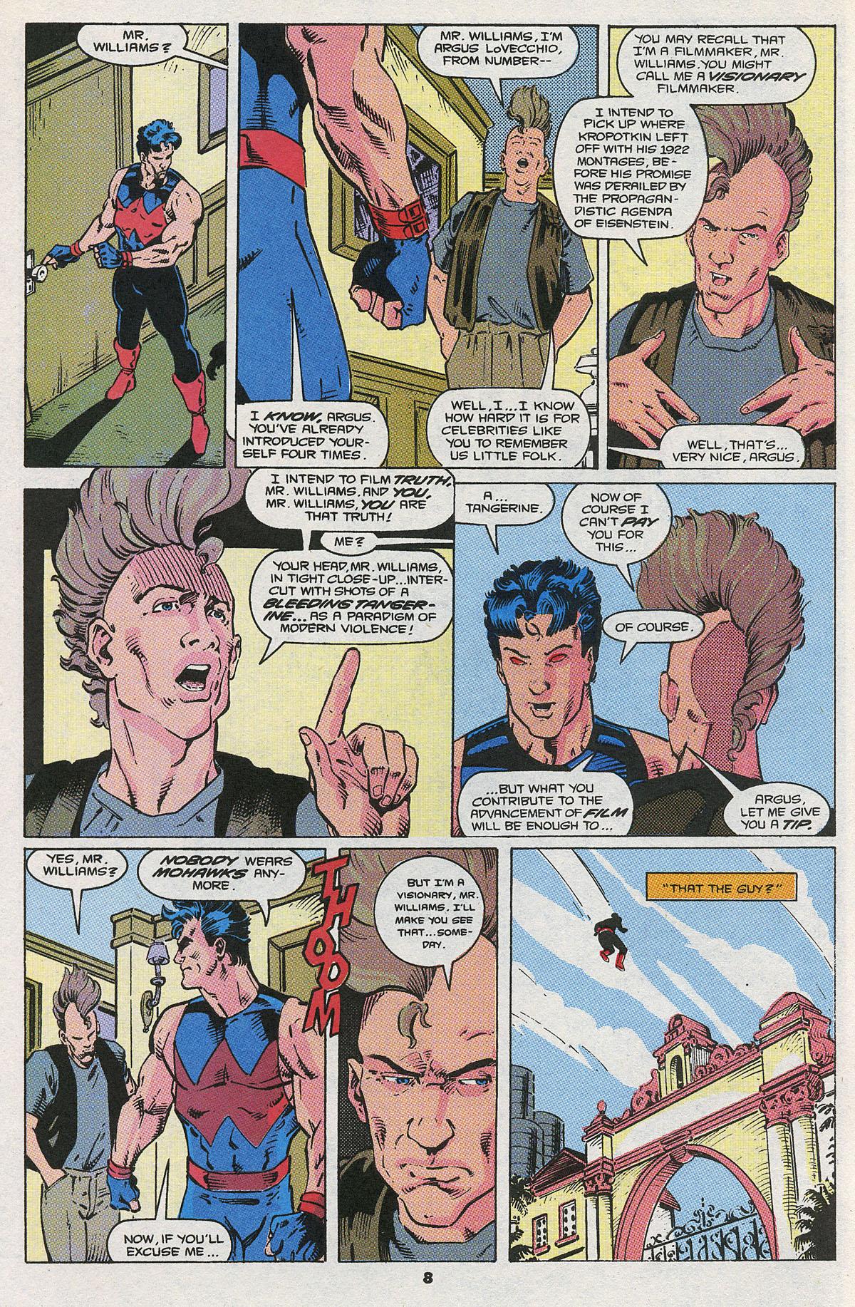 Read online Wonder Man (1991) comic -  Issue #4 - 7