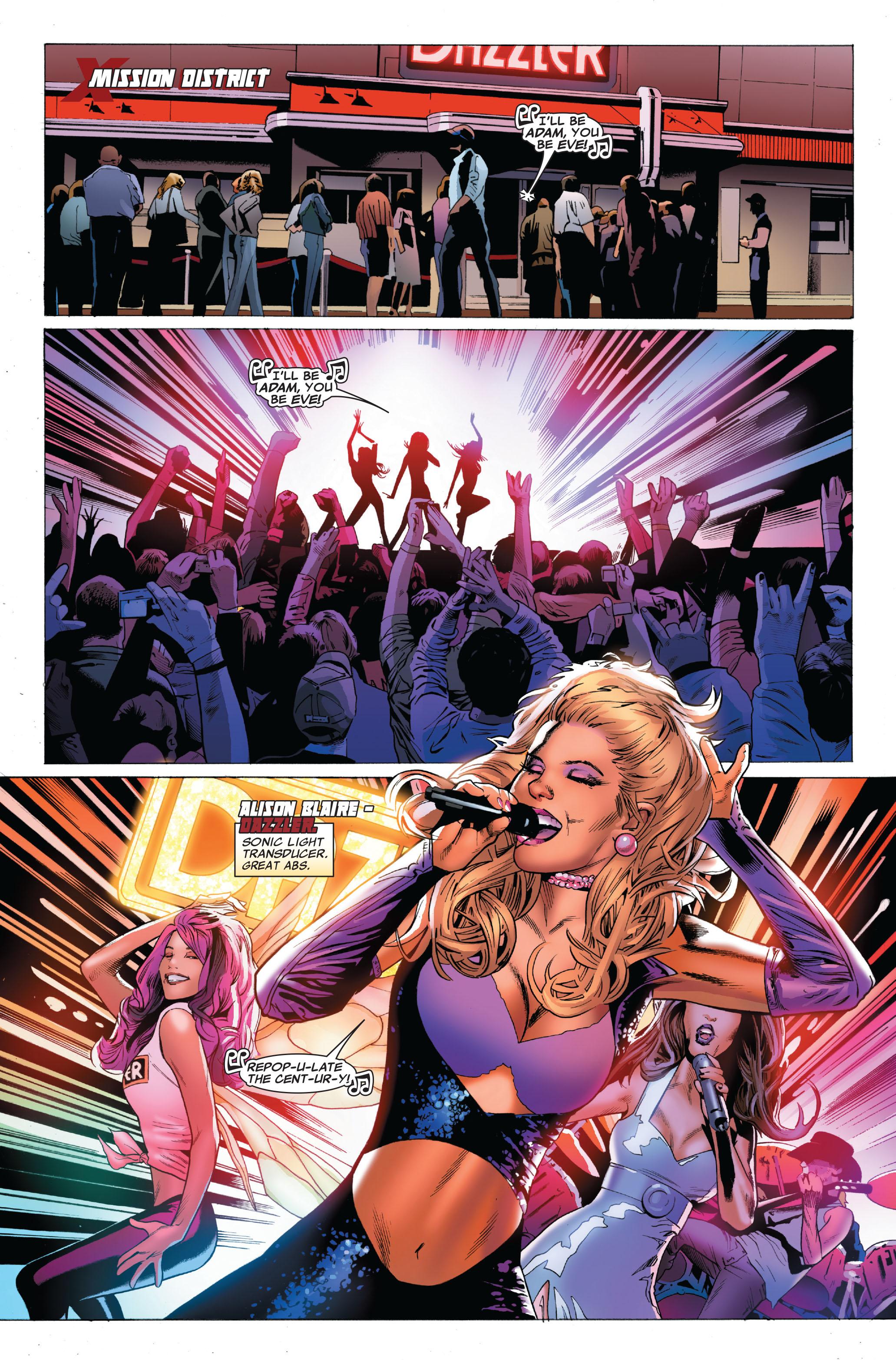 Read online Uncanny X-Men (1963) comic -  Issue #503 - 23