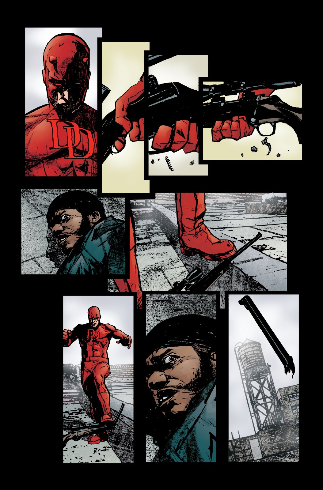Read online Daredevil (1998) comic -  Issue # _Ultimate_Collection TPB 1 (Part 2) - 37