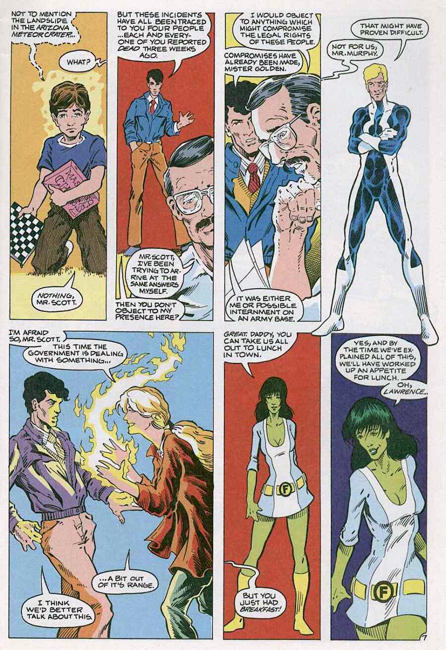 Elementals (1984) issue 1 - Page 9
