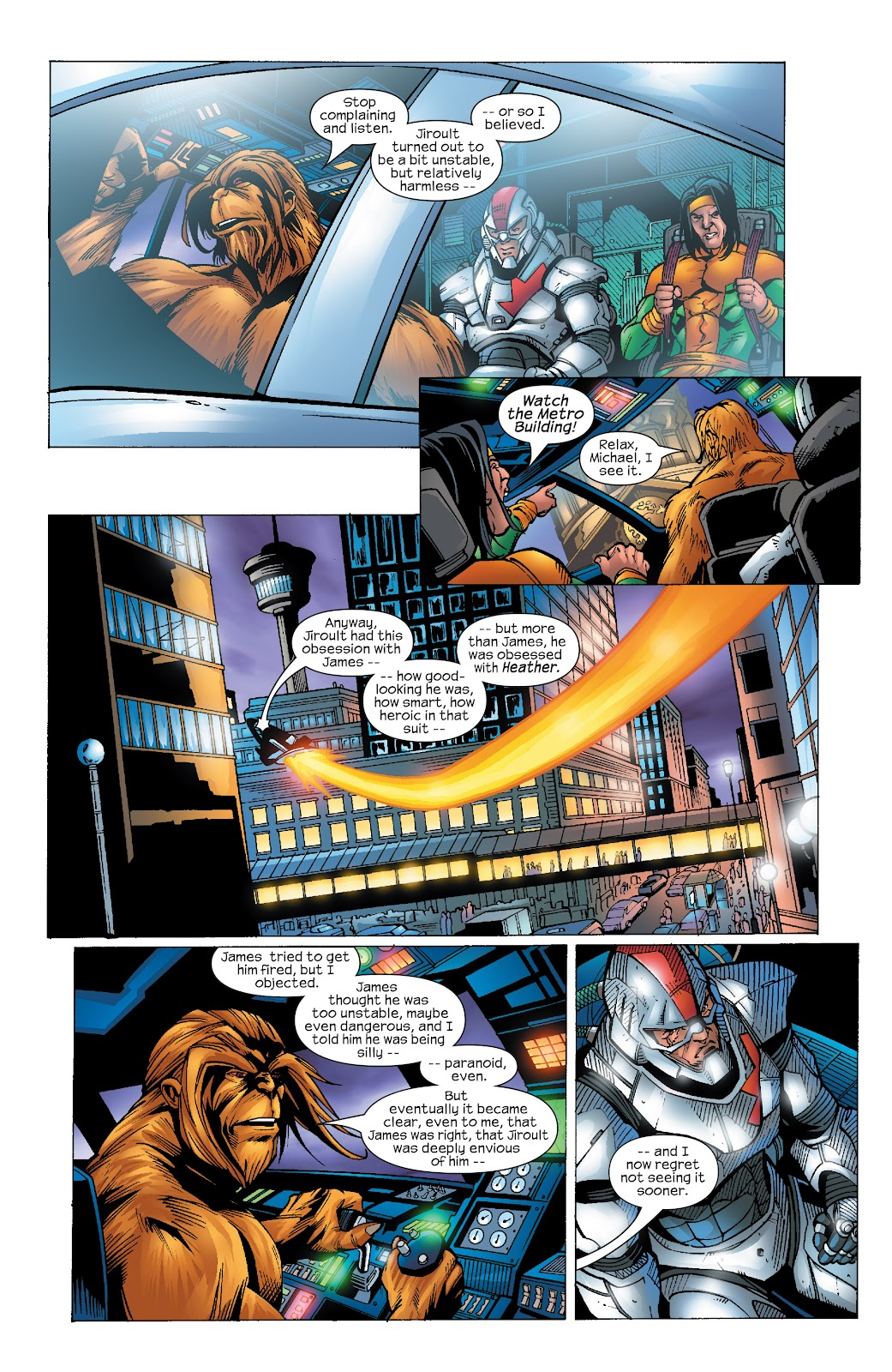 Read online X-Men: Unstoppable comic -  Issue # TPB (Part 4) - 3