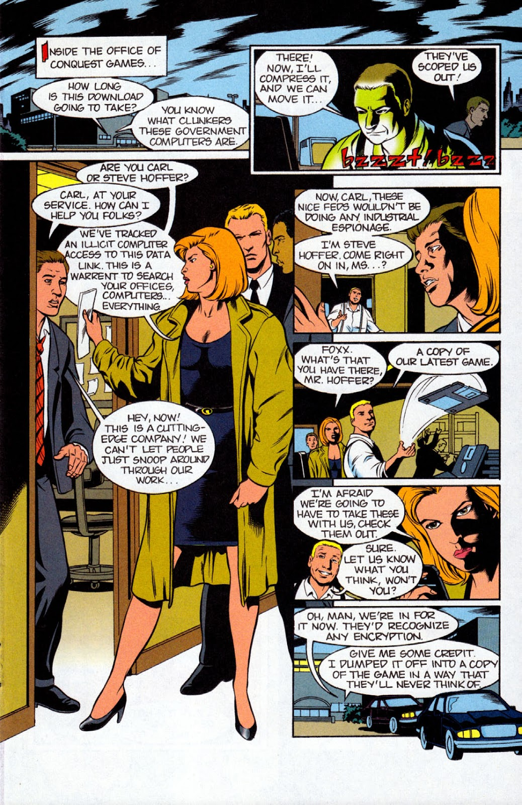 Read online The Real Adventures of Jonny Quest comic -  Issue #8 - 13