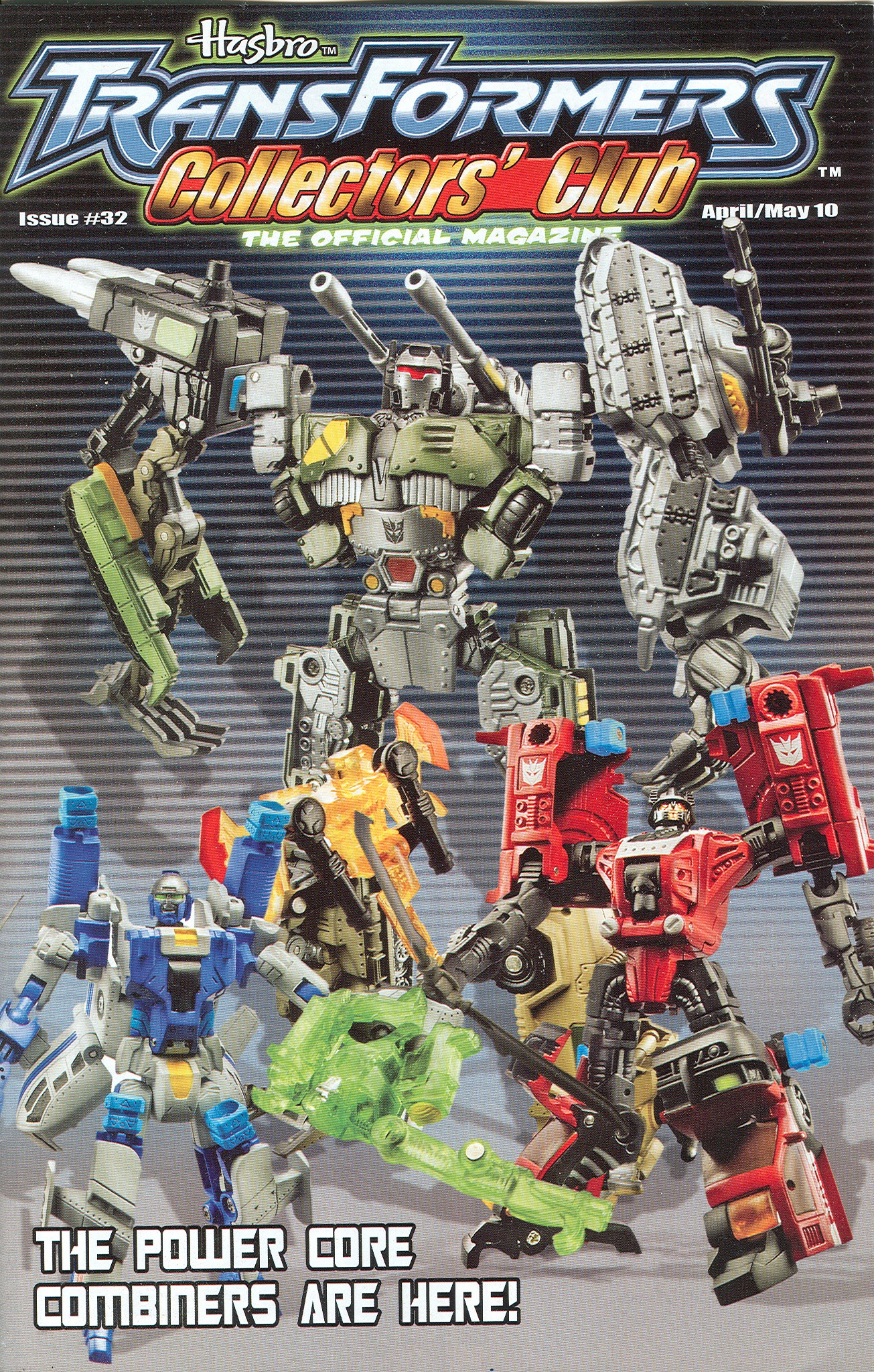 Read online Transformers: Collectors' Club comic -  Issue #32 - 1
