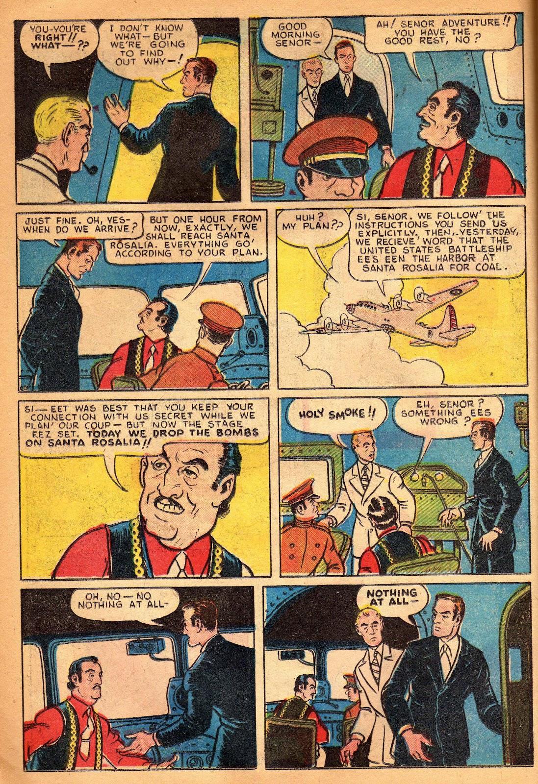Bang-Up Comics issue 1 - Page 13