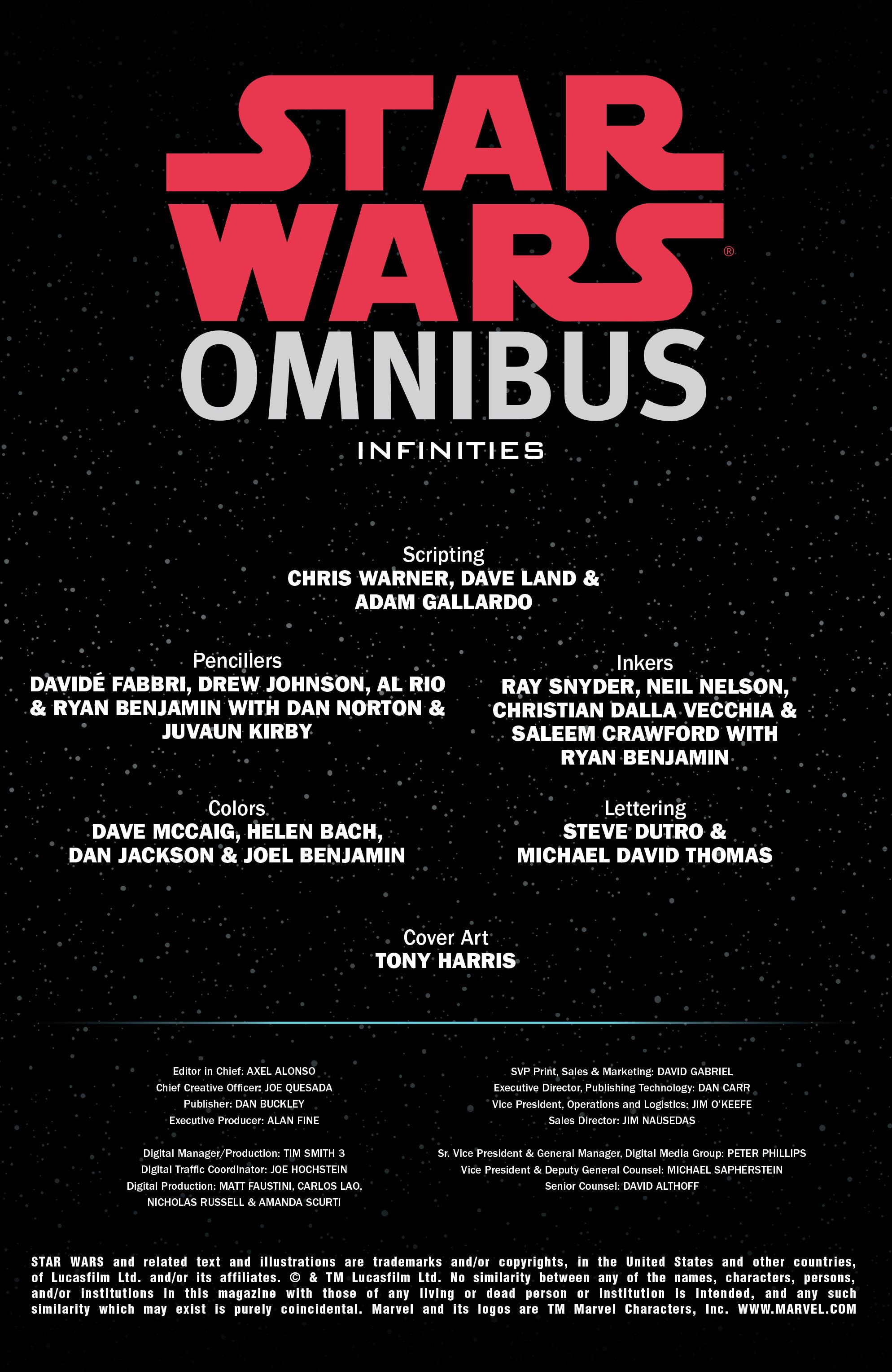 Read online Star Wars Omnibus comic -  Issue # Vol. 27 - 2