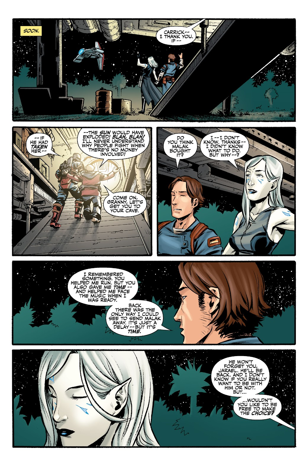 Read online Star Wars Legends: The Old Republic - Epic Collection comic -  Issue # TPB 3 (Part 2) - 19