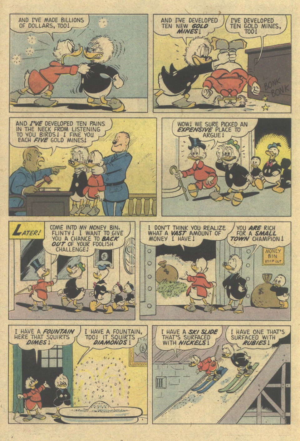 Read online Uncle Scrooge (1953) comic -  Issue #150 - 6