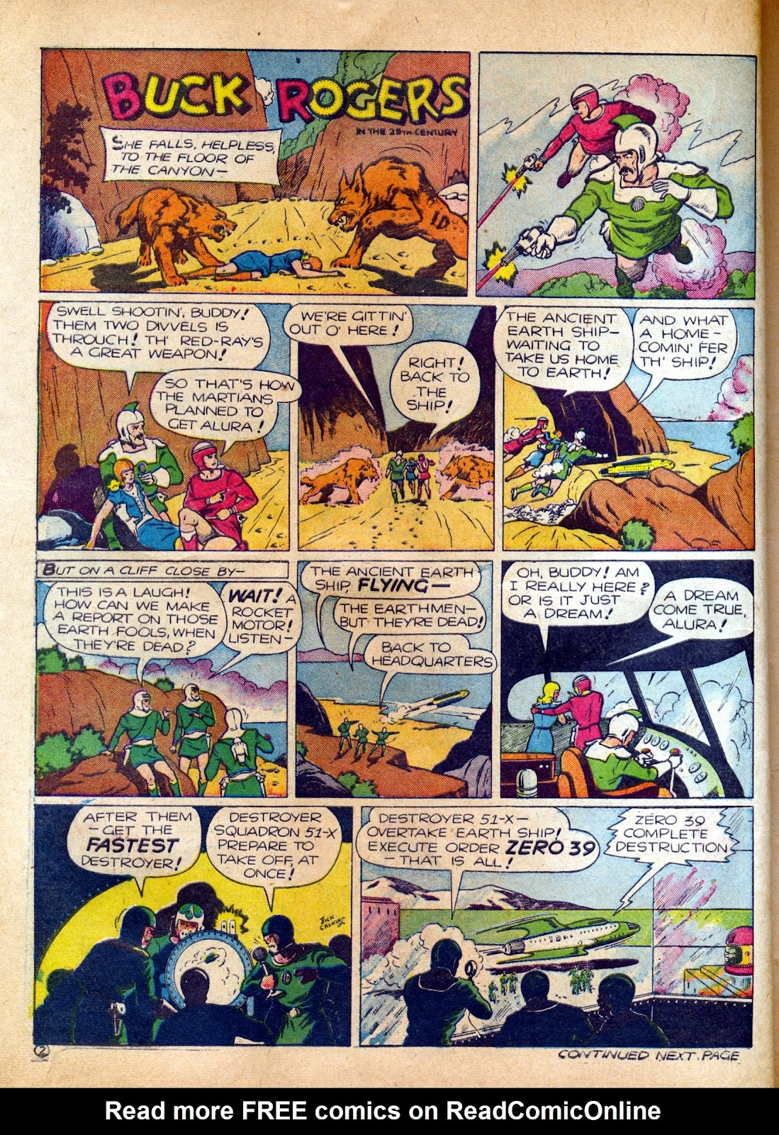 Read online Famous Funnies comic -  Issue #82 - 18