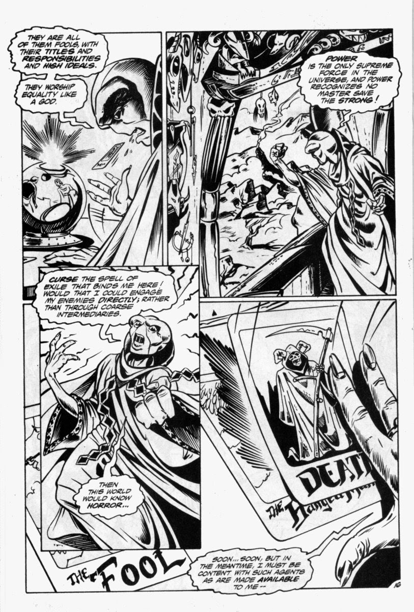 Ex-Mutants: The Shattered Earth Chronicles issue 7 - Page 18