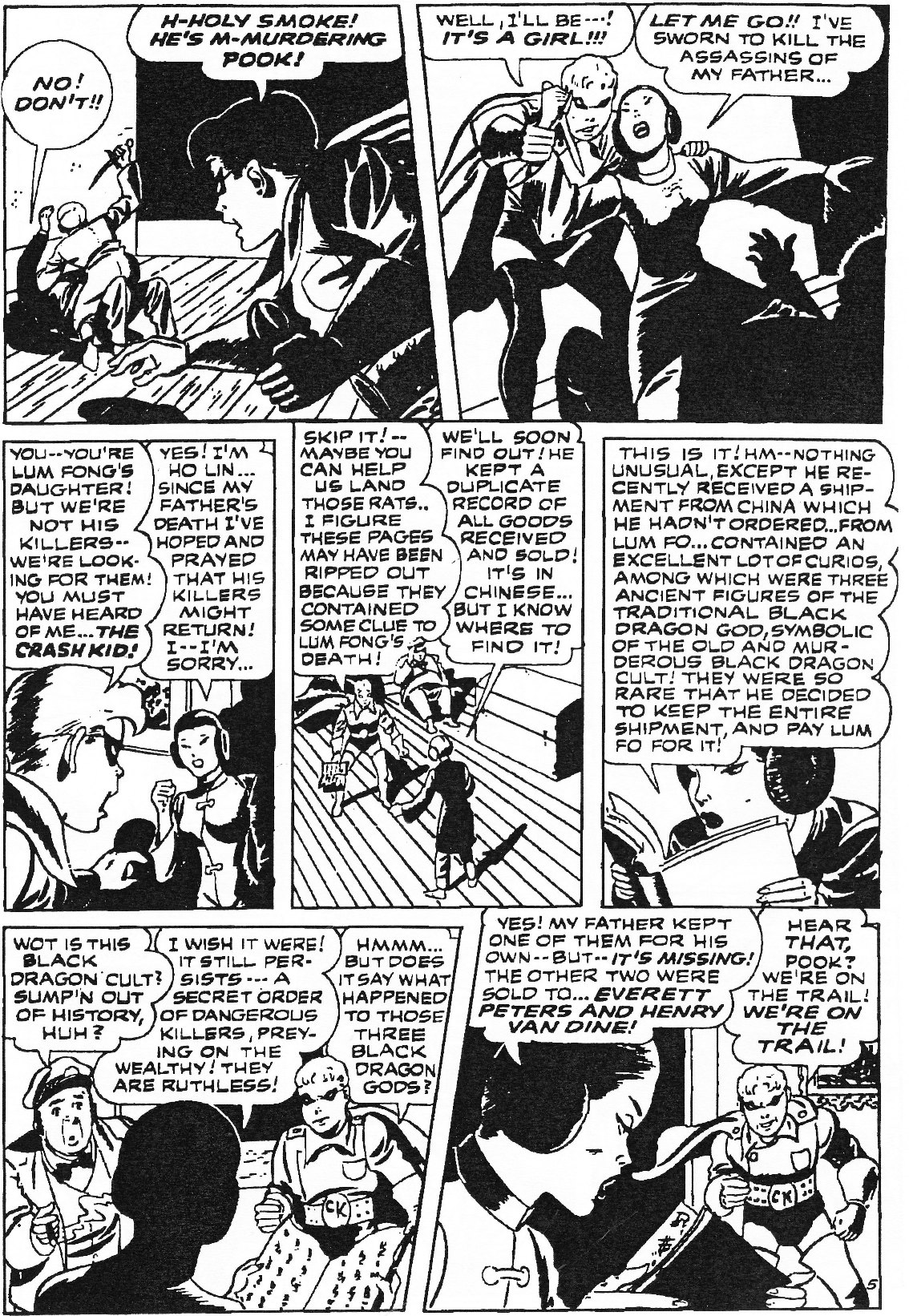 Read online Men of Mystery Comics comic -  Issue #84 - 134