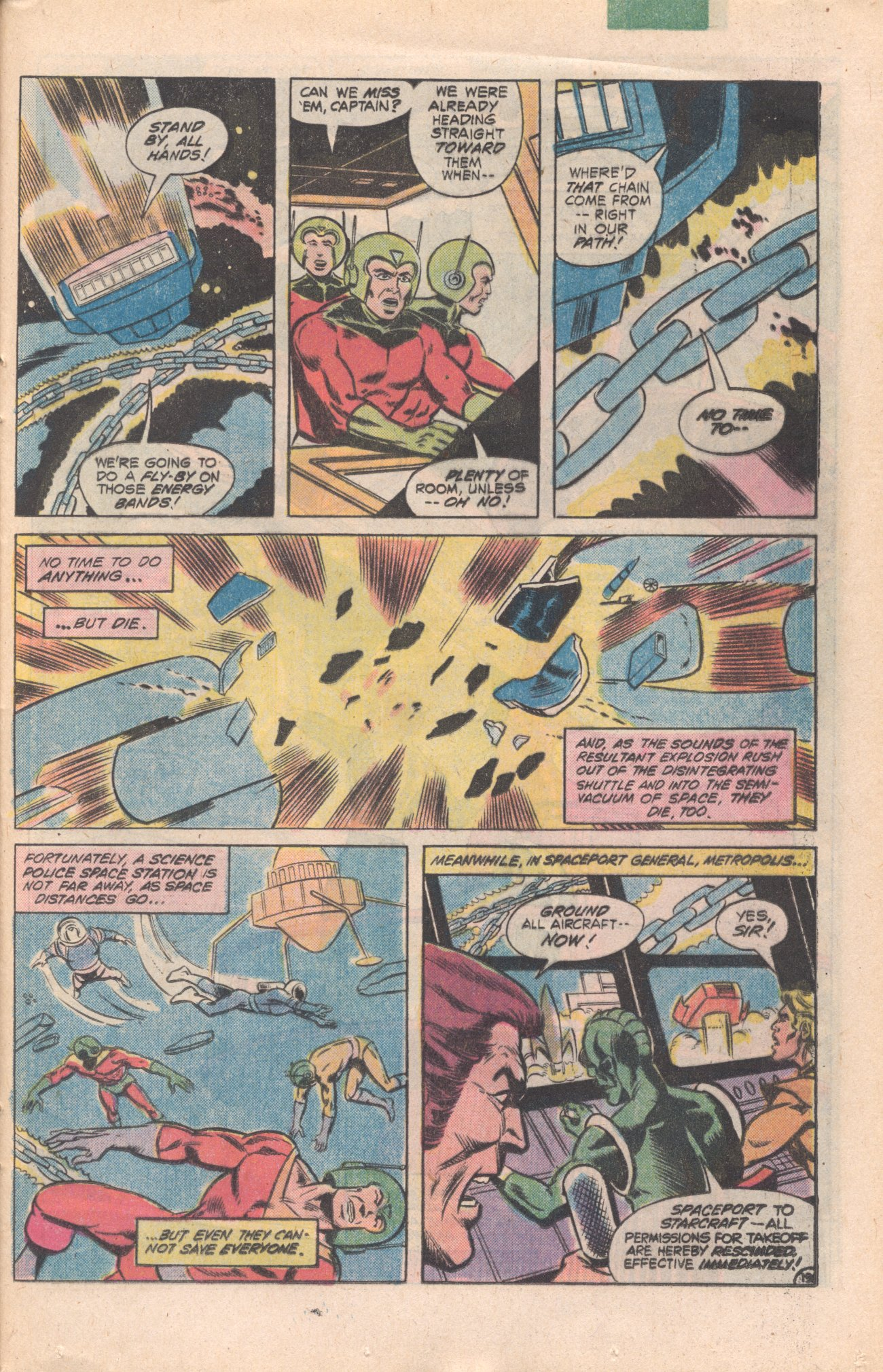 Legion of Super-Heroes (1980) 277 Page 19