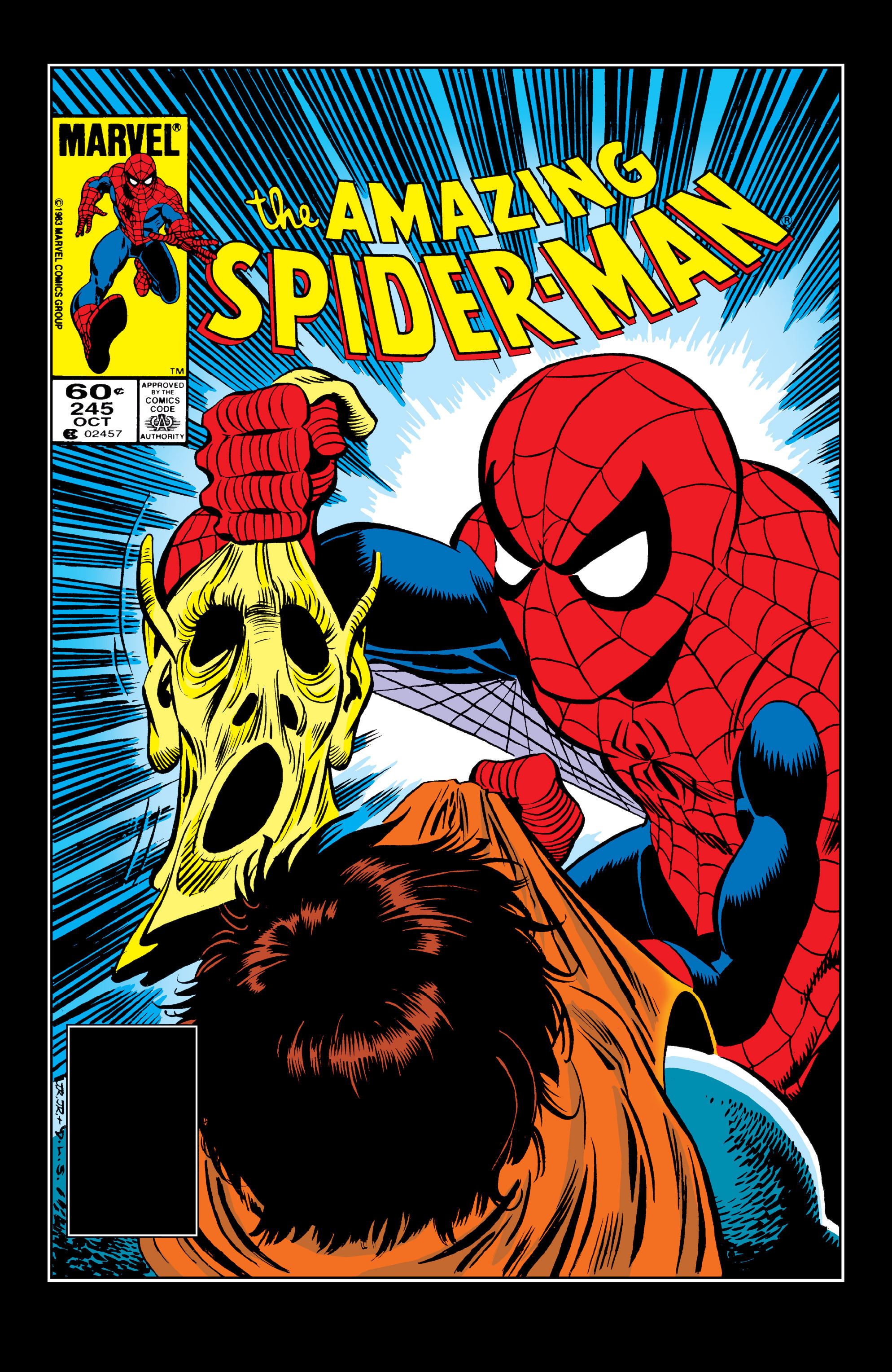 The Amazing Spider-Man (1963) 245 Page 0