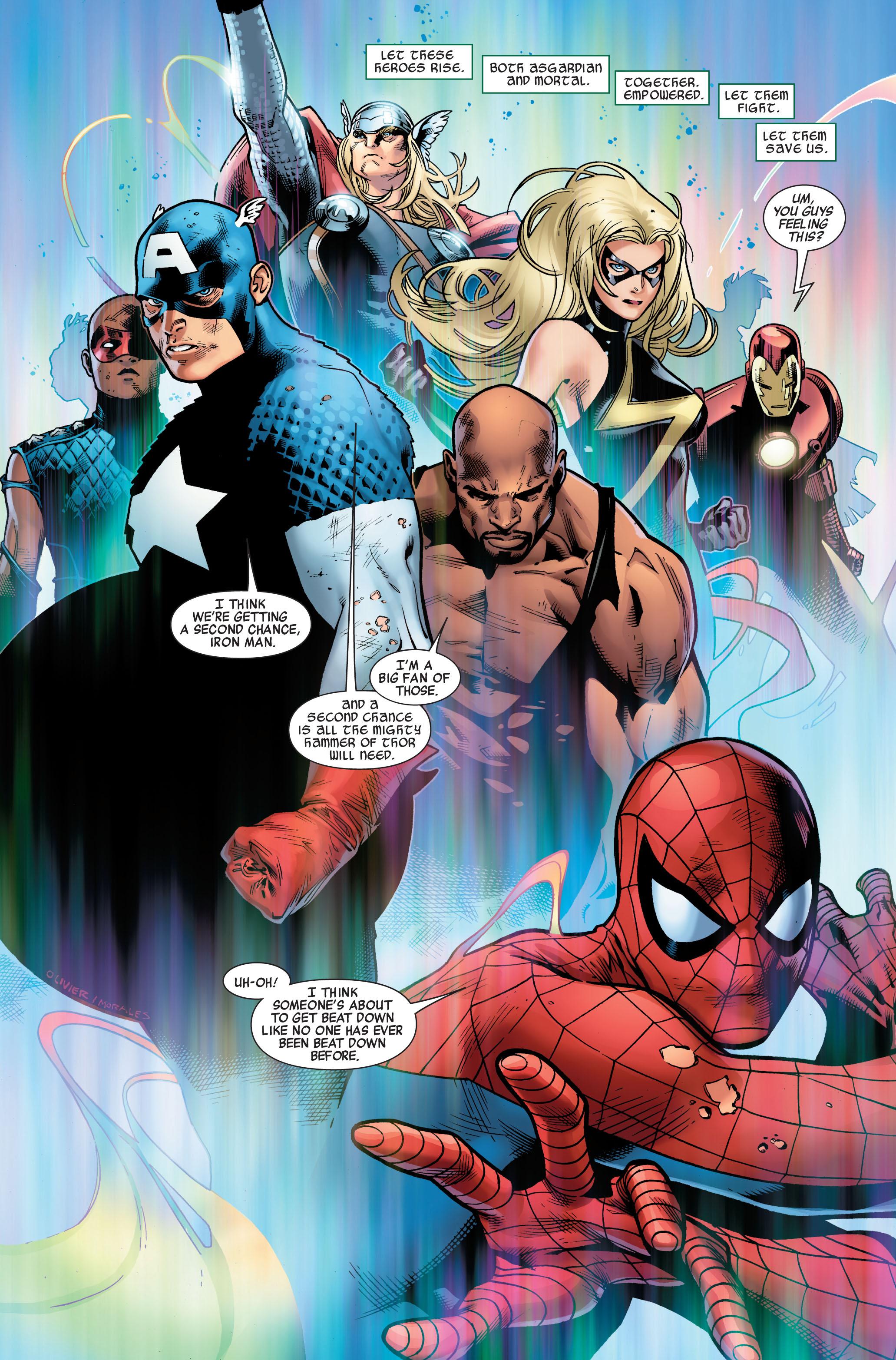 Read online Siege (2010) comic -  Issue #4 - 5