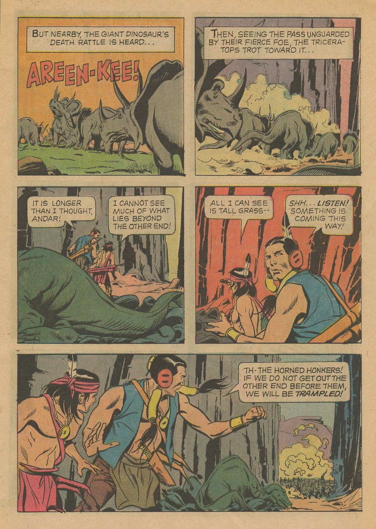 Read online Turok, Son of Stone comic -  Issue #79 - 9