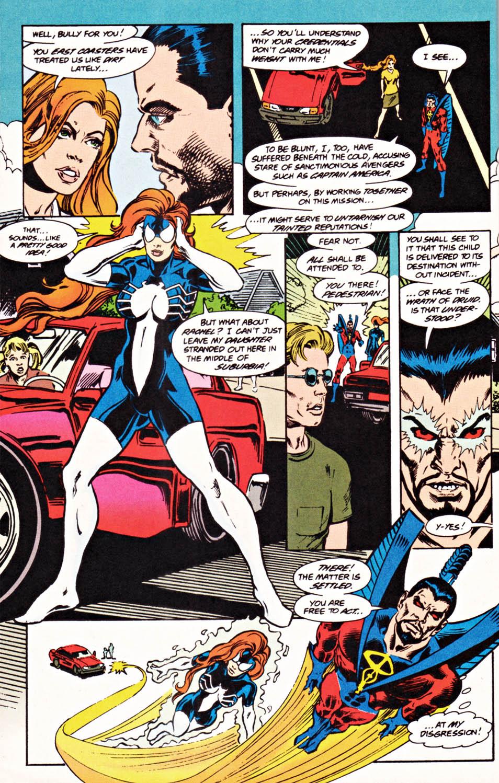 Read online Secret Defenders comic -  Issue #20 - 11