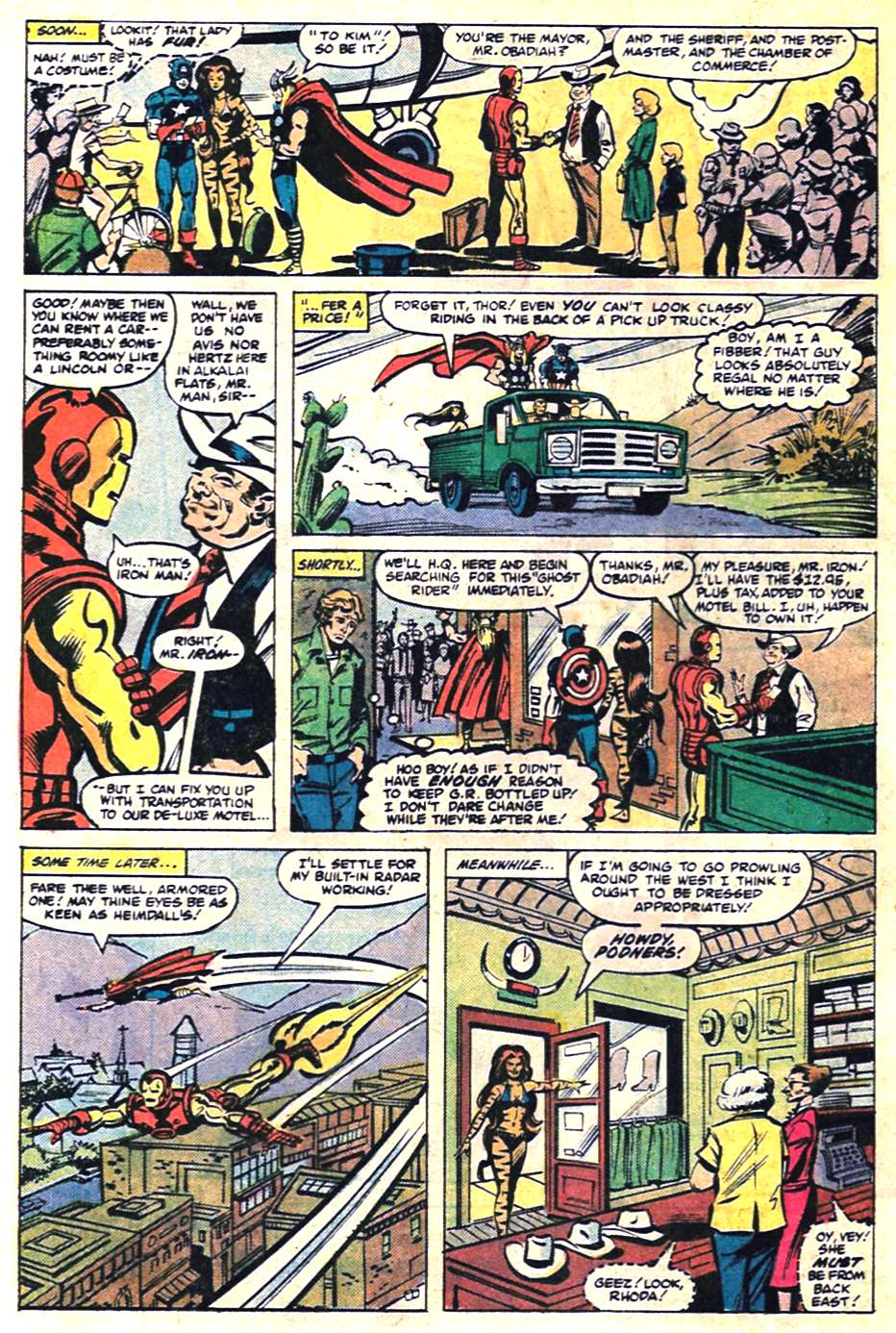 The Avengers (1963) 214 Page 12