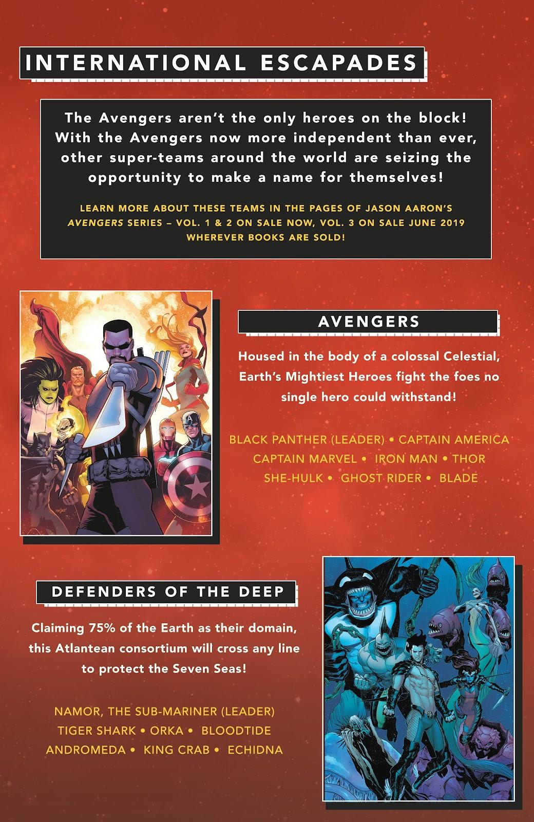 Read online Avengers Start Here Sampler 2019 comic -  Issue # Full - 15