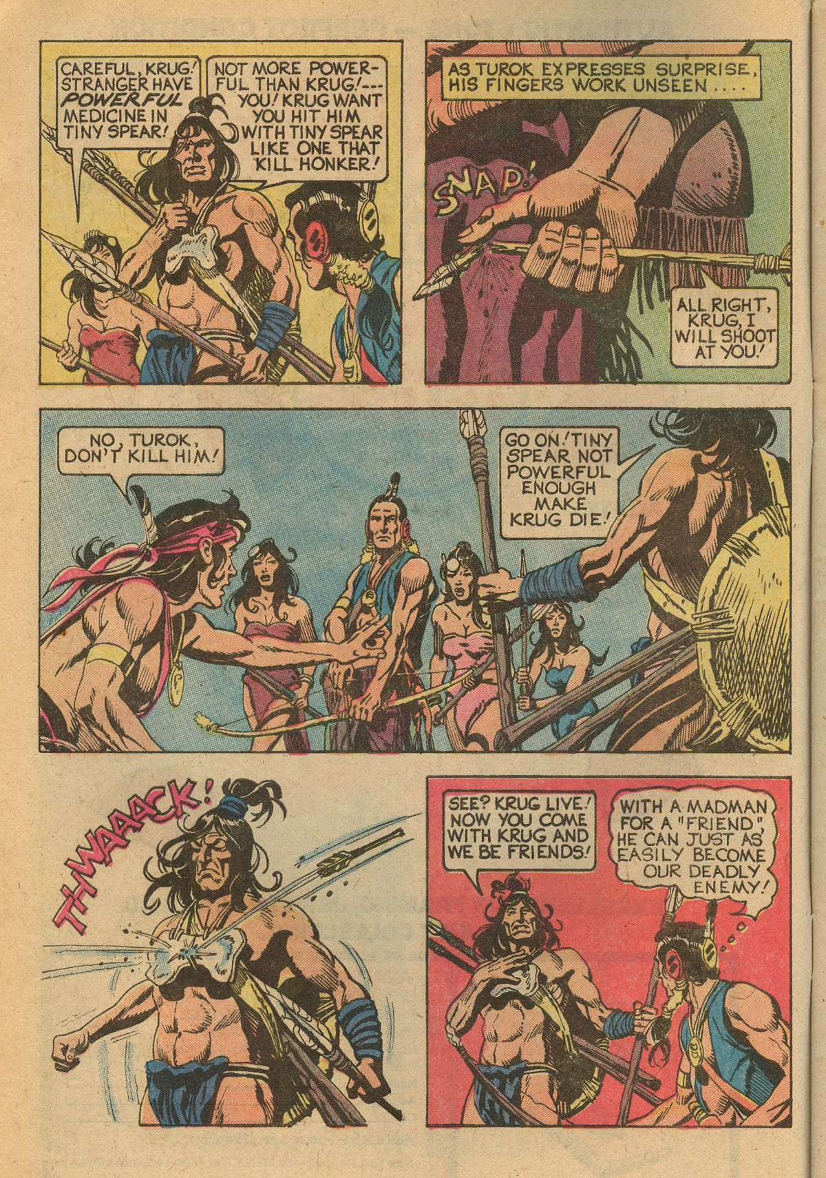 Read online Turok, Son of Stone comic -  Issue #115 - 8