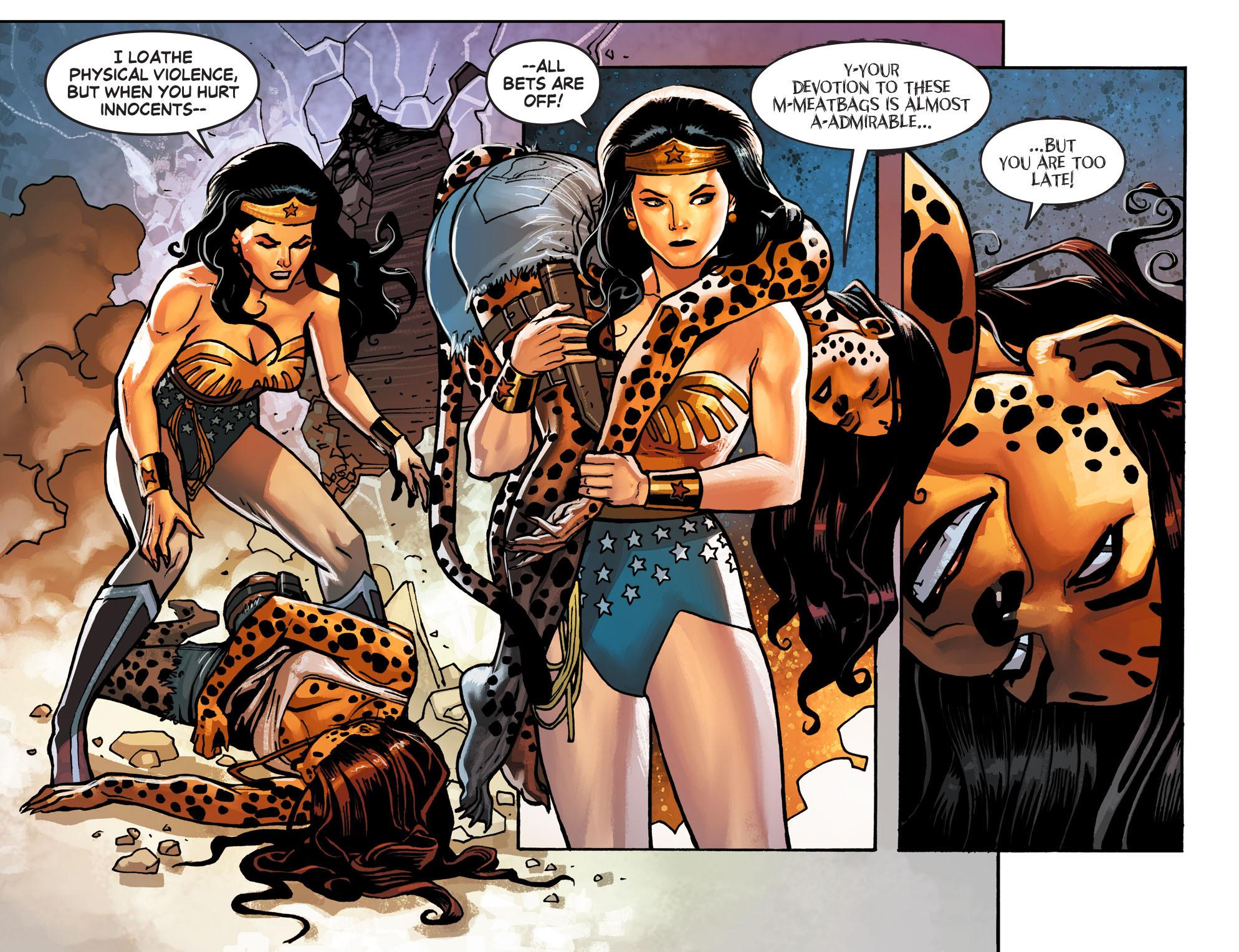 Read online Wonder Woman '77 [I] comic -  Issue #8 - 20