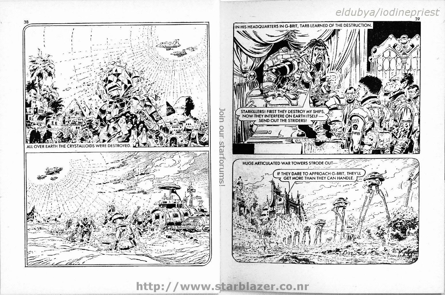 Starblazer issue 155 - Page 21