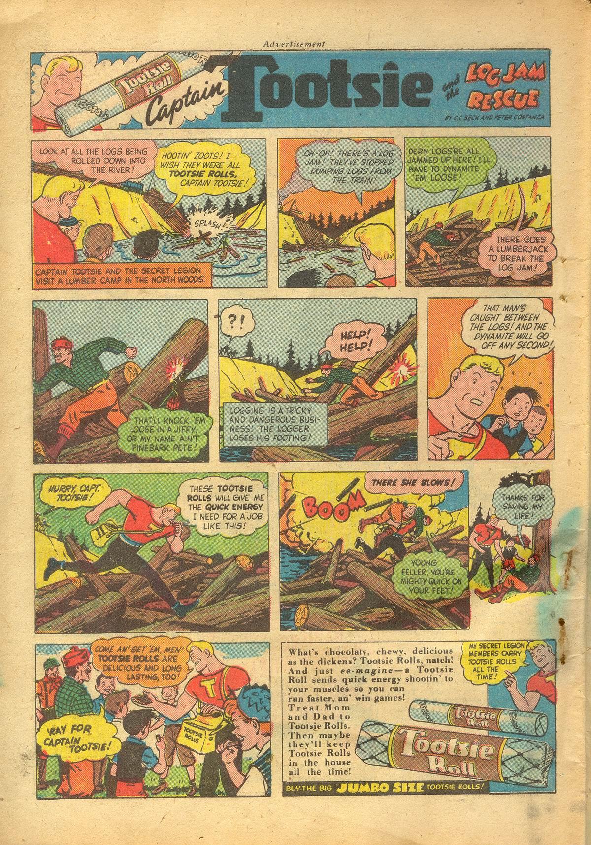 Read online Wonder Woman (1942) comic -  Issue #22 - 50