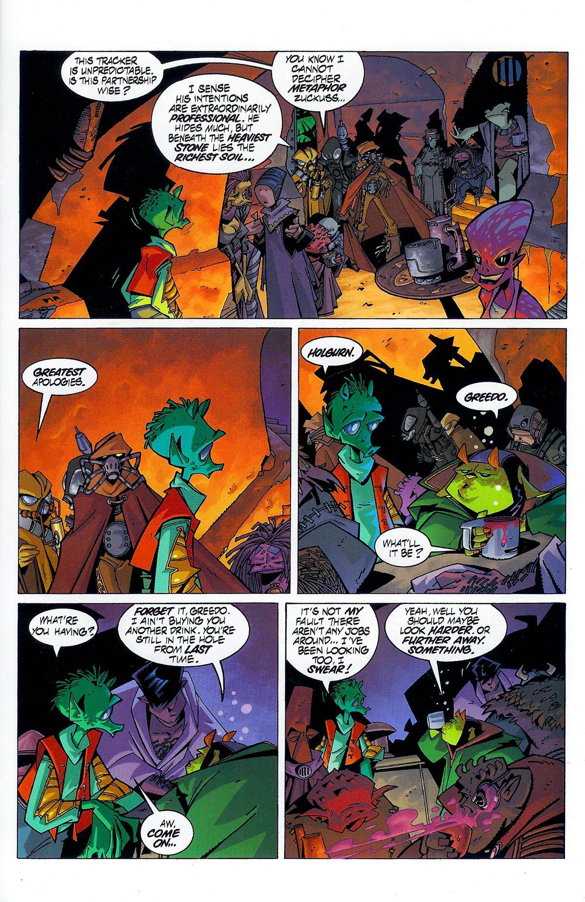 Read online Star Wars Omnibus comic -  Issue # Vol. 12 - 116