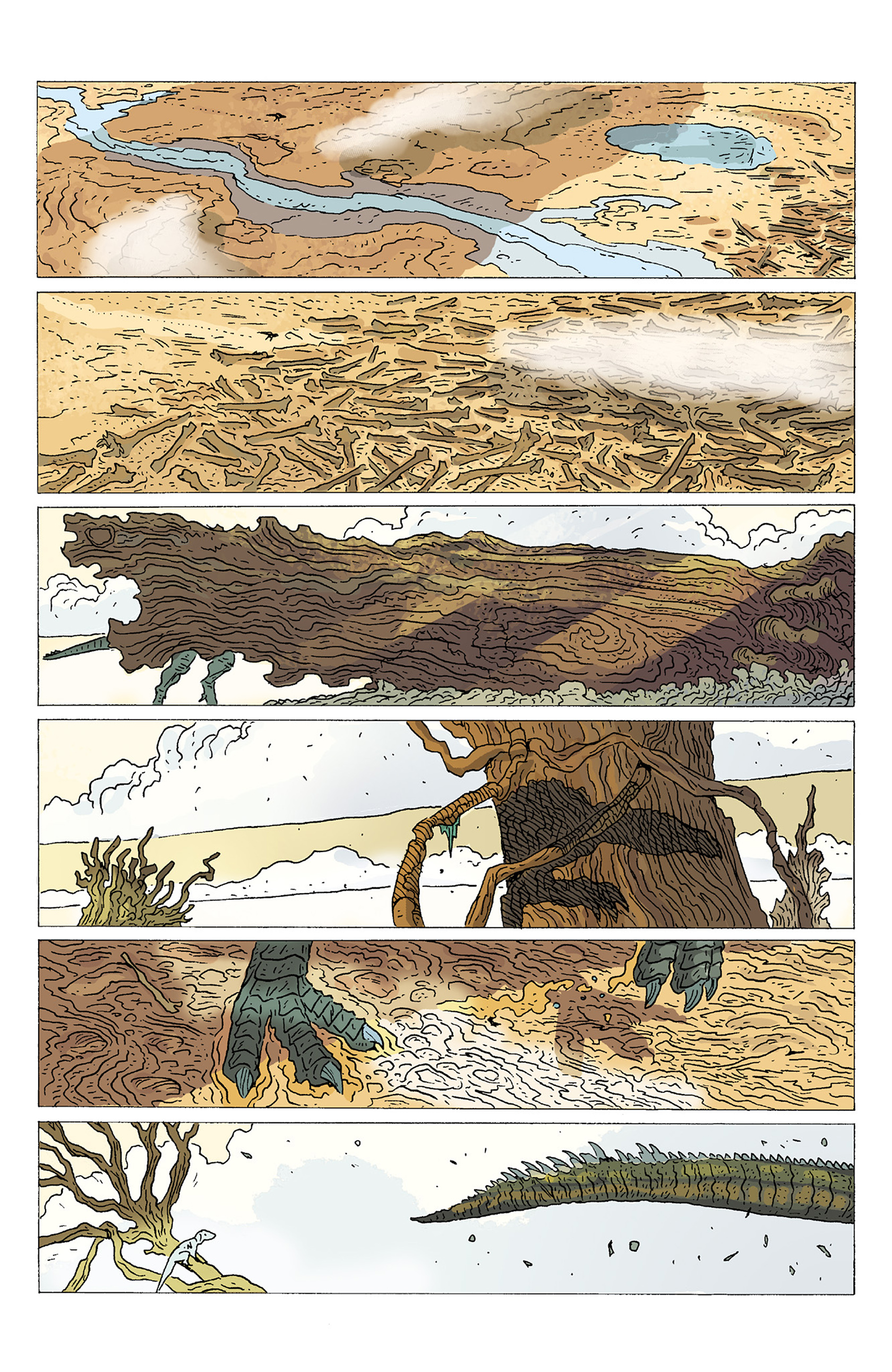 Read online Age of Reptiles: Ancient Egyptians comic -  Issue #1 - 3